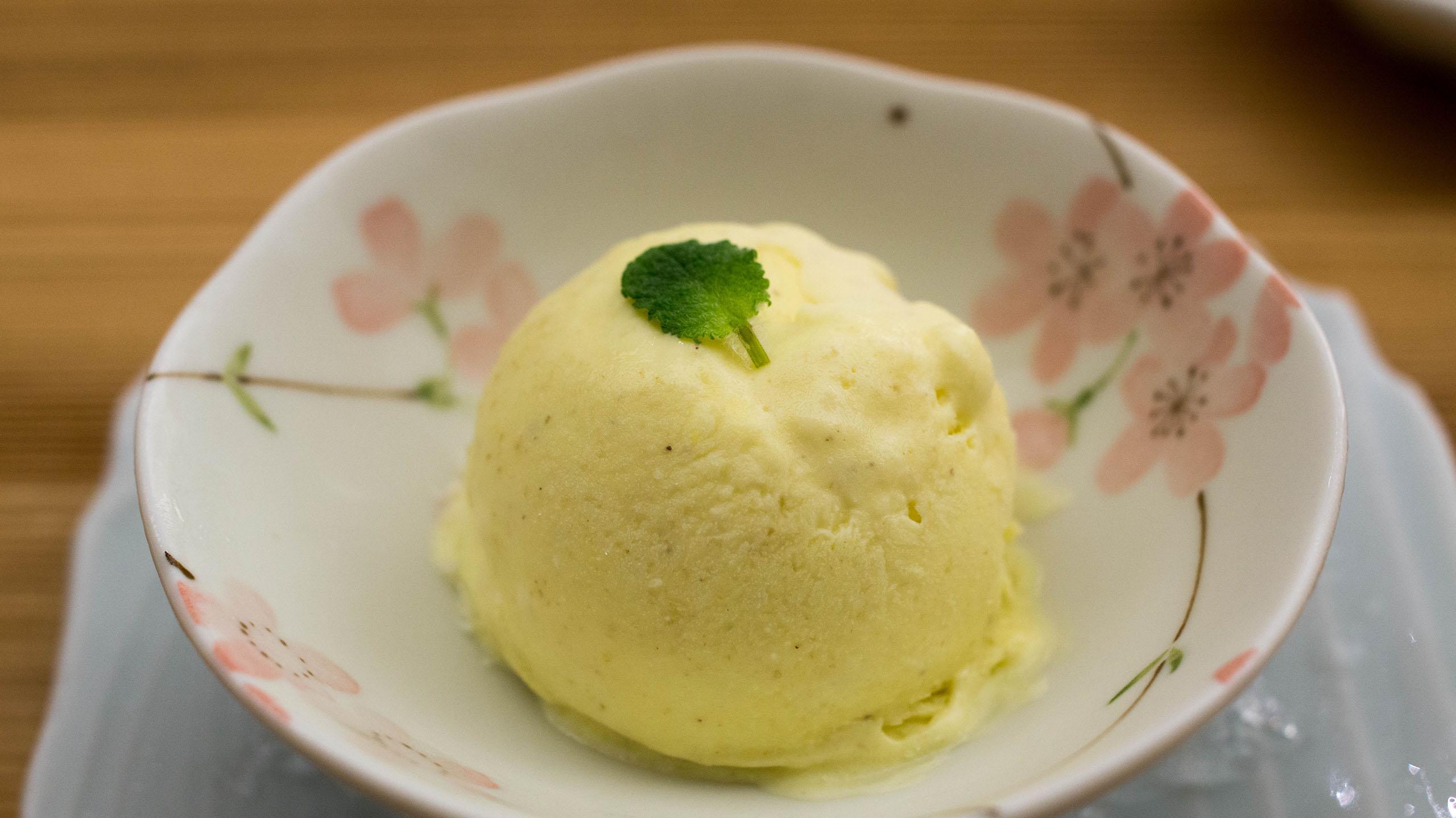 들깨 아이스크림