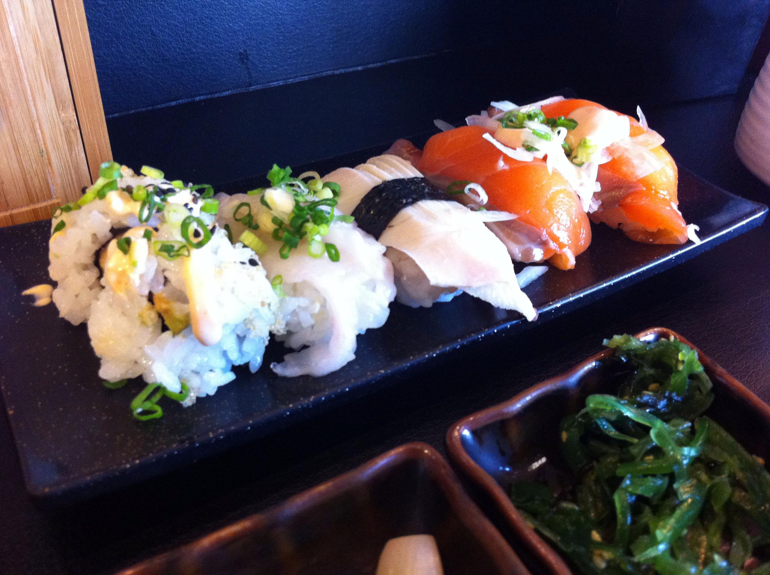 모듬 초밥