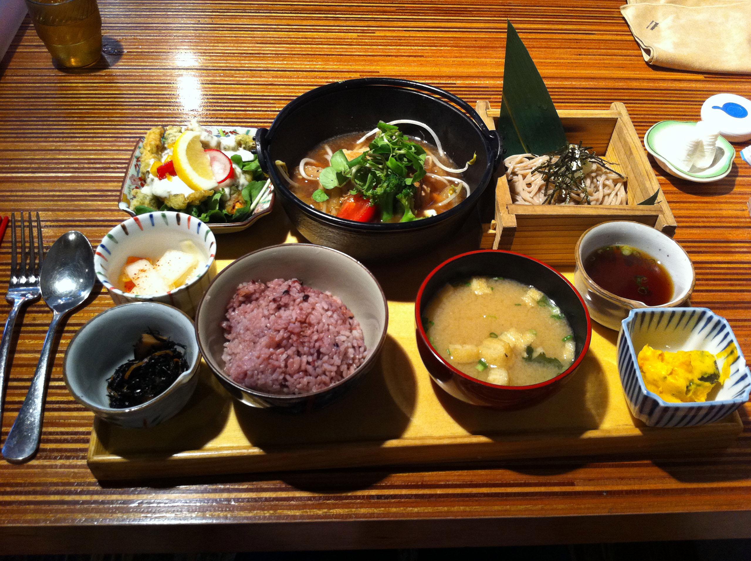 오키나와 가정식