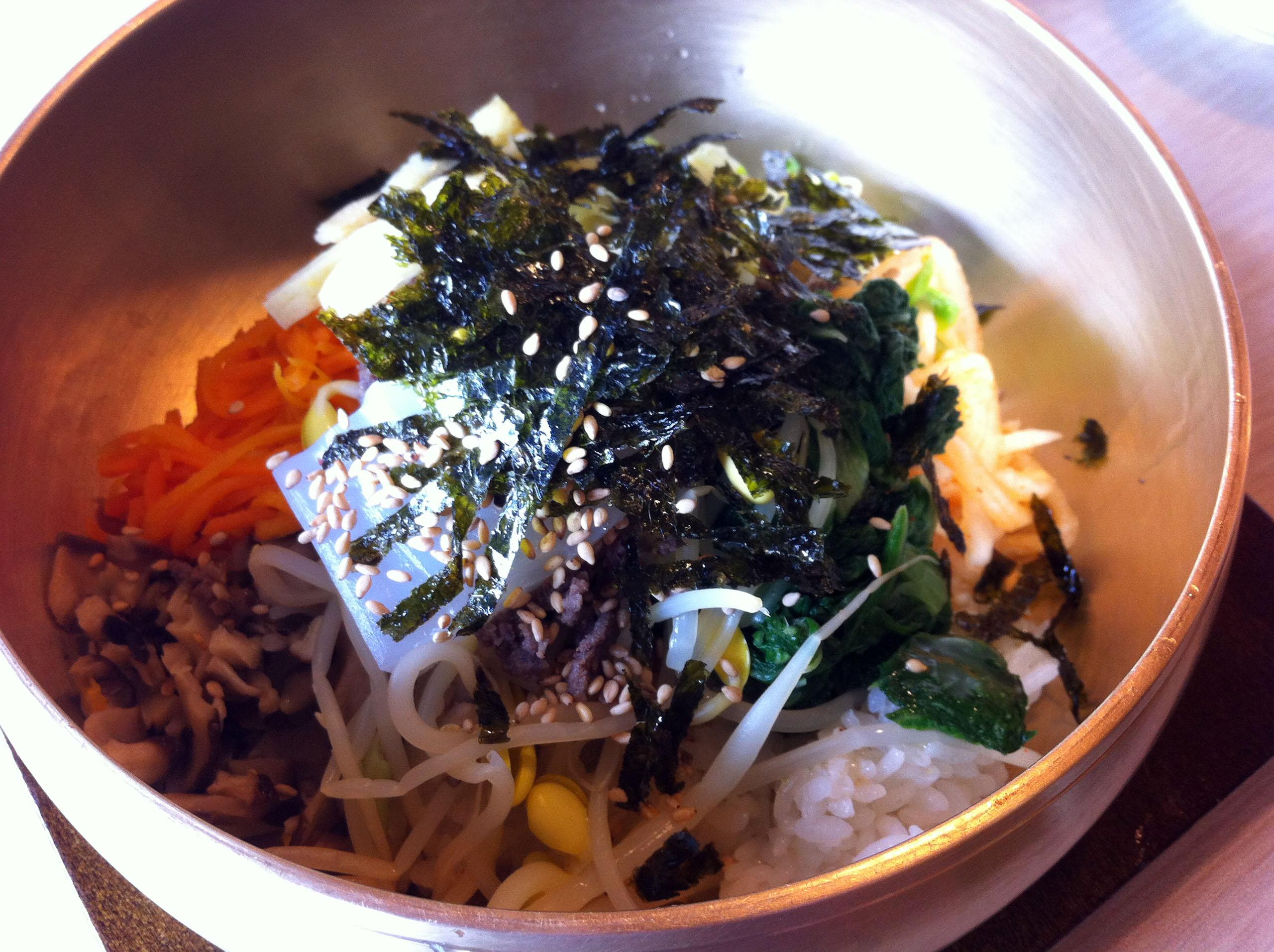전주 비빔밥