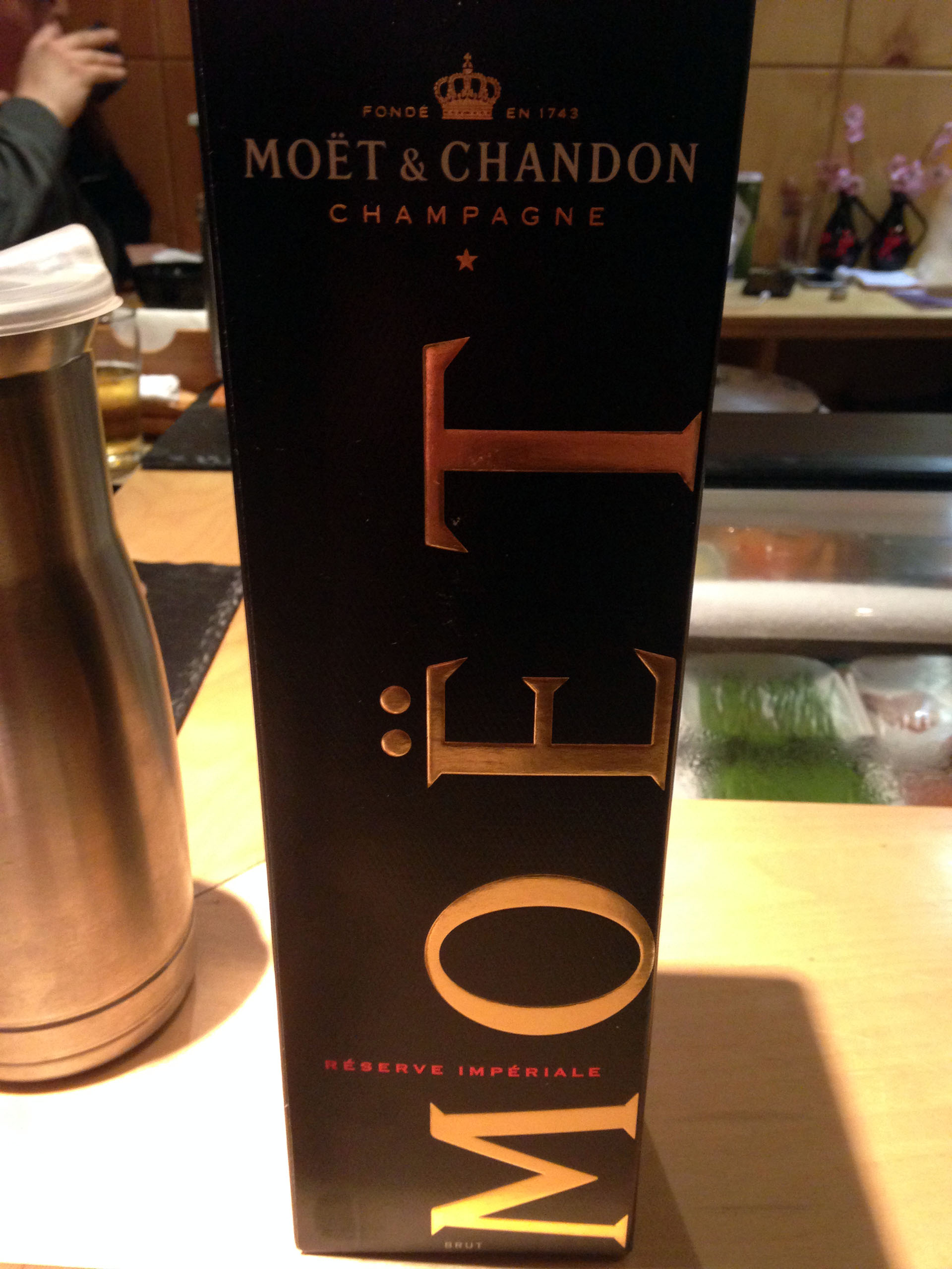 Moet & Chandon Reserve Imperial