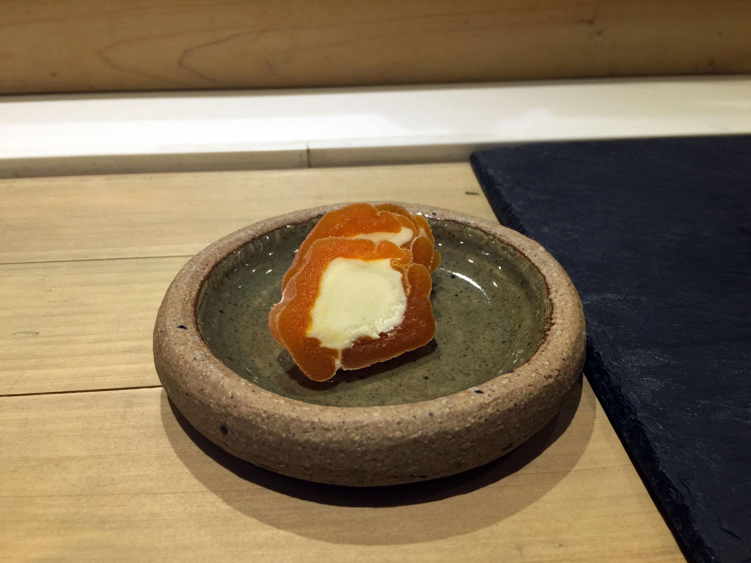치즈 곶감