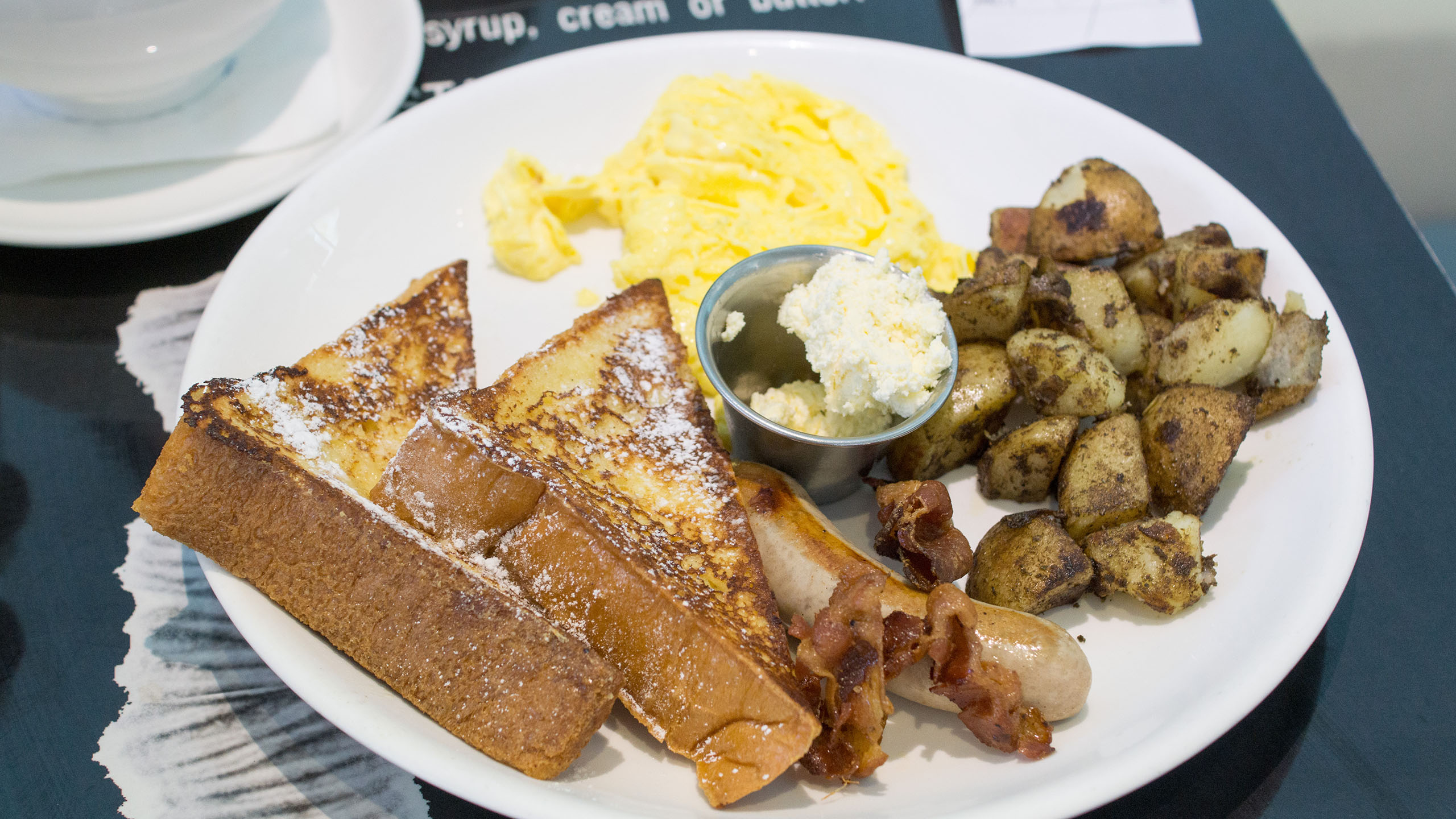 Jeanne's French Toast Special