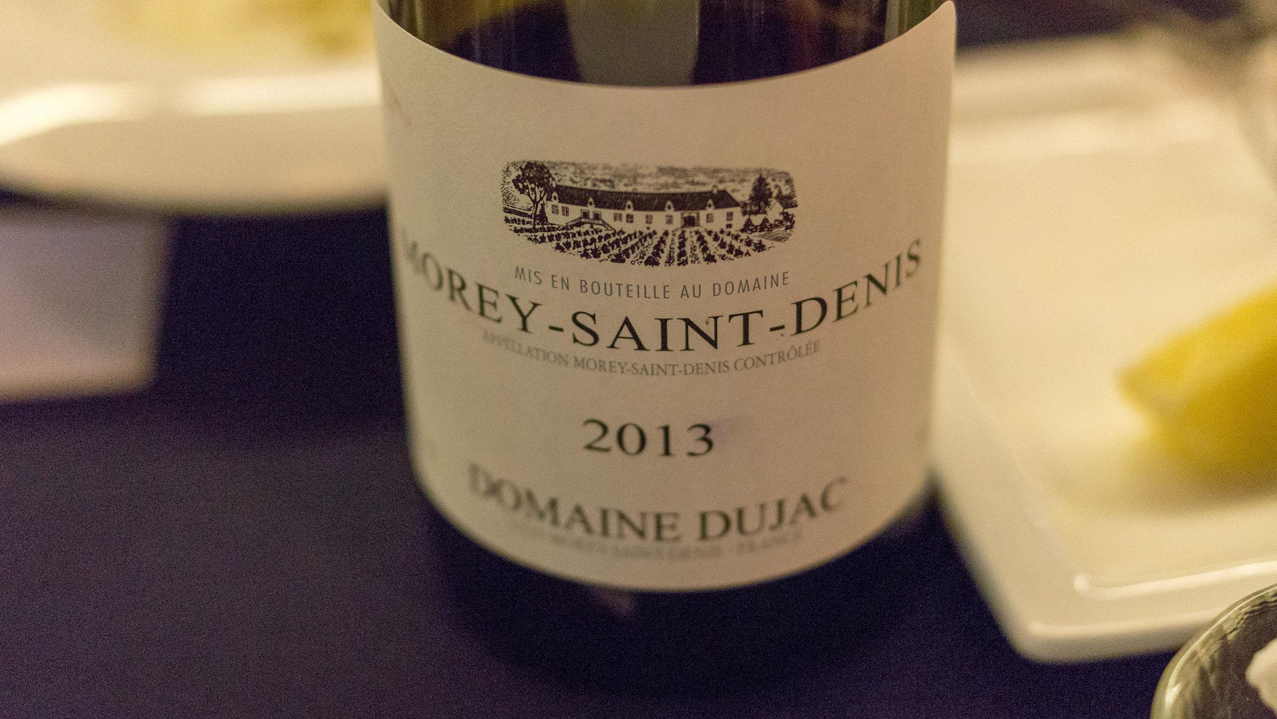 Domaine Dujac MOREY-SAINT-DENIS 2013