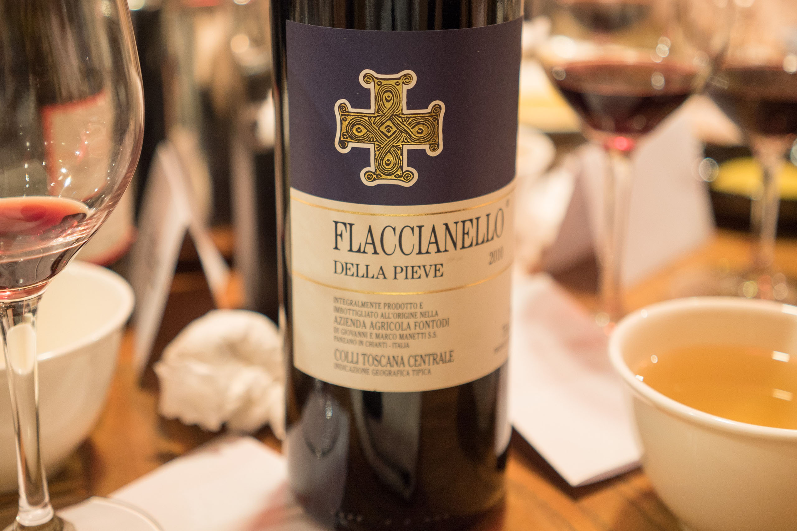 Fontodi Flaccianello della Pieve 2010