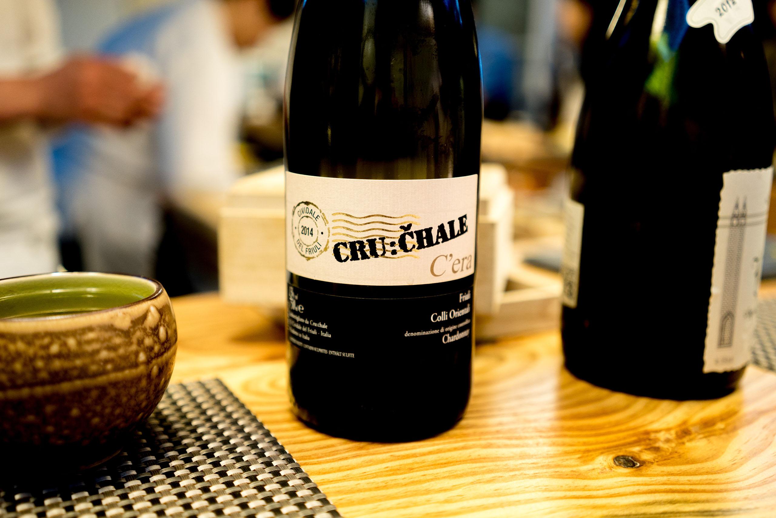 Cru:Chale Chardonnay C'era 2014