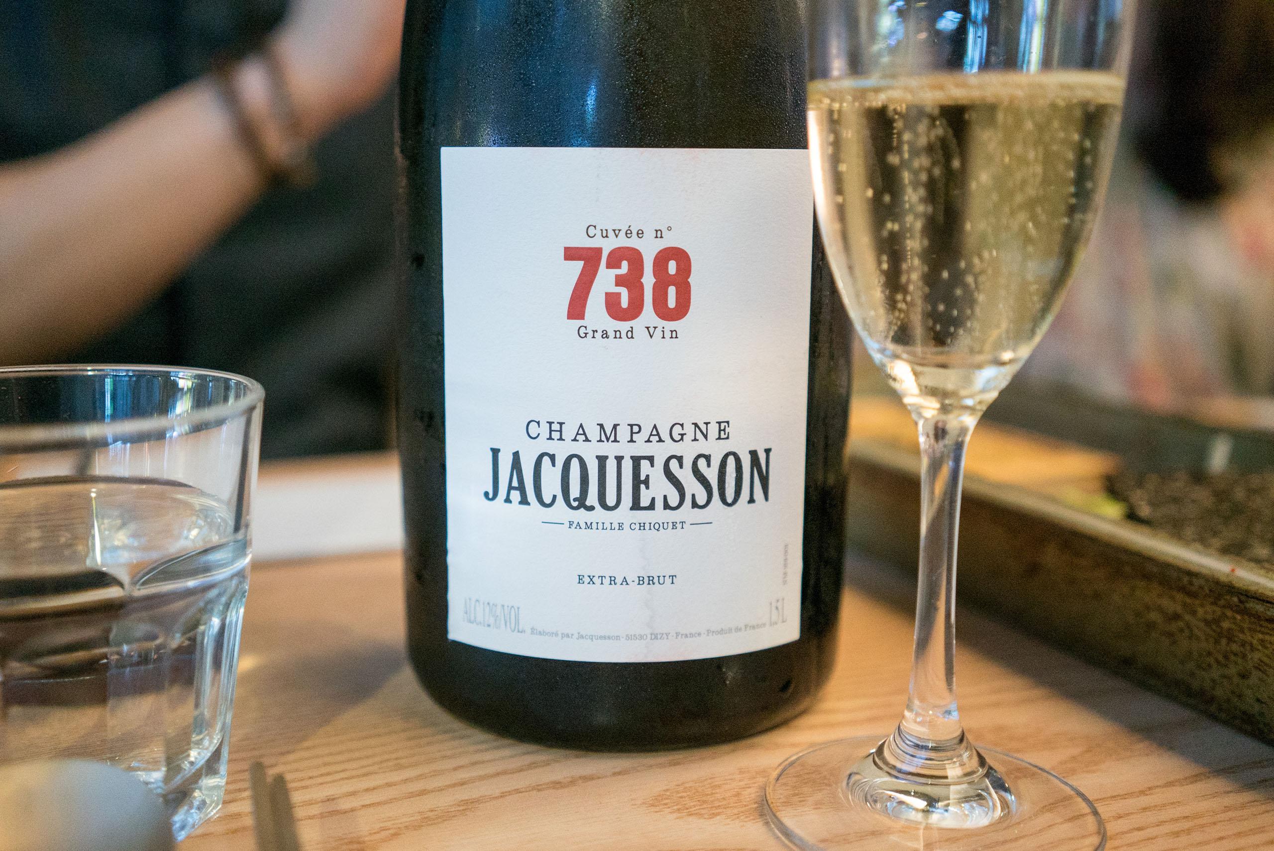 Magnum JacquessCuvee 738