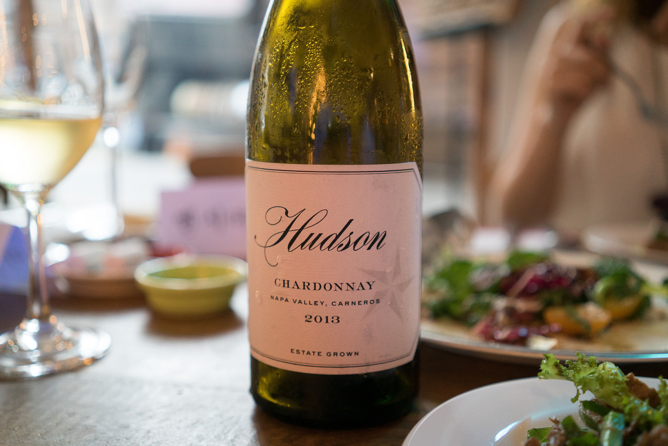 Hudson Vineyards Carneros Chardonnay 2013