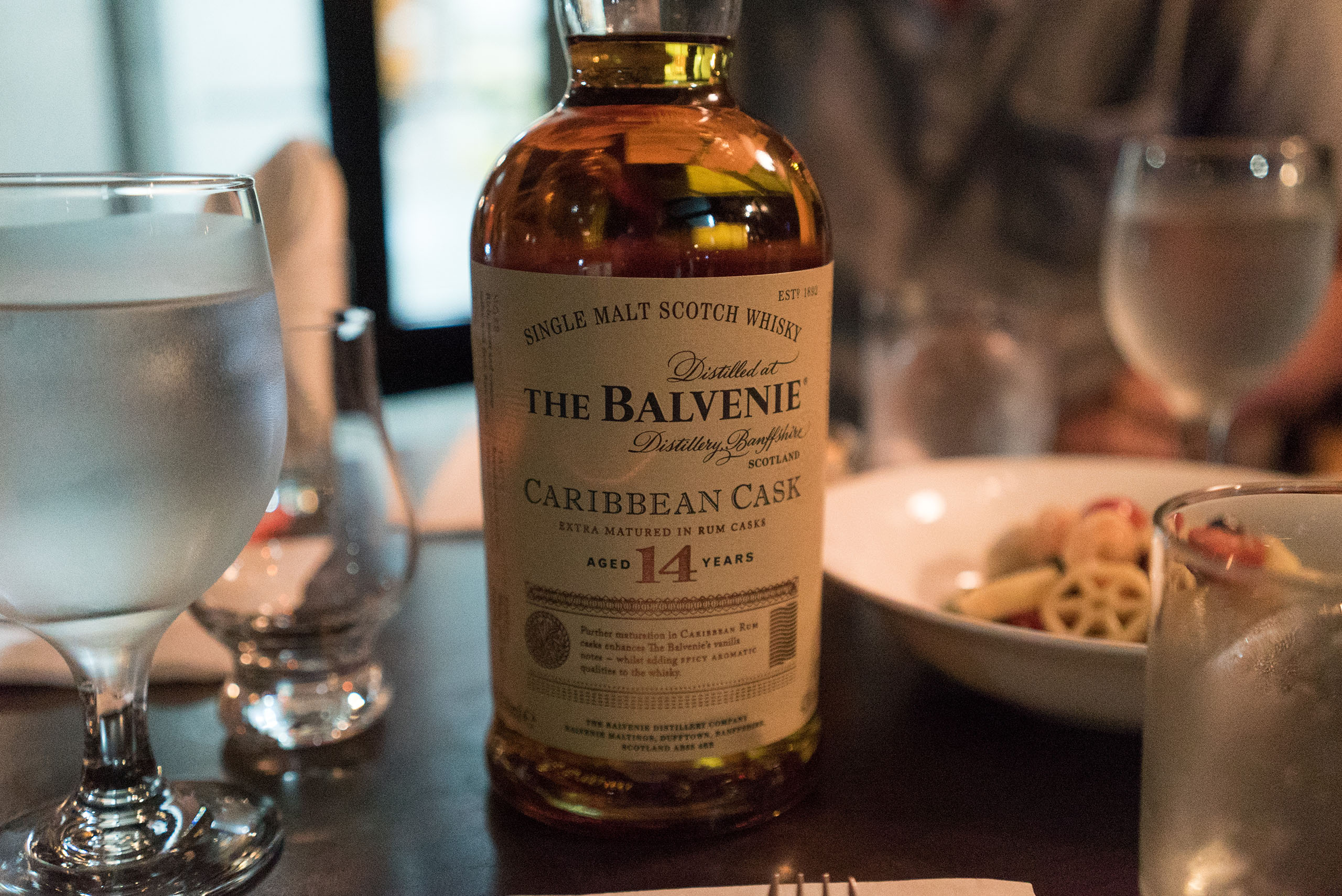 The Balvenie Golden Cask 14 Years