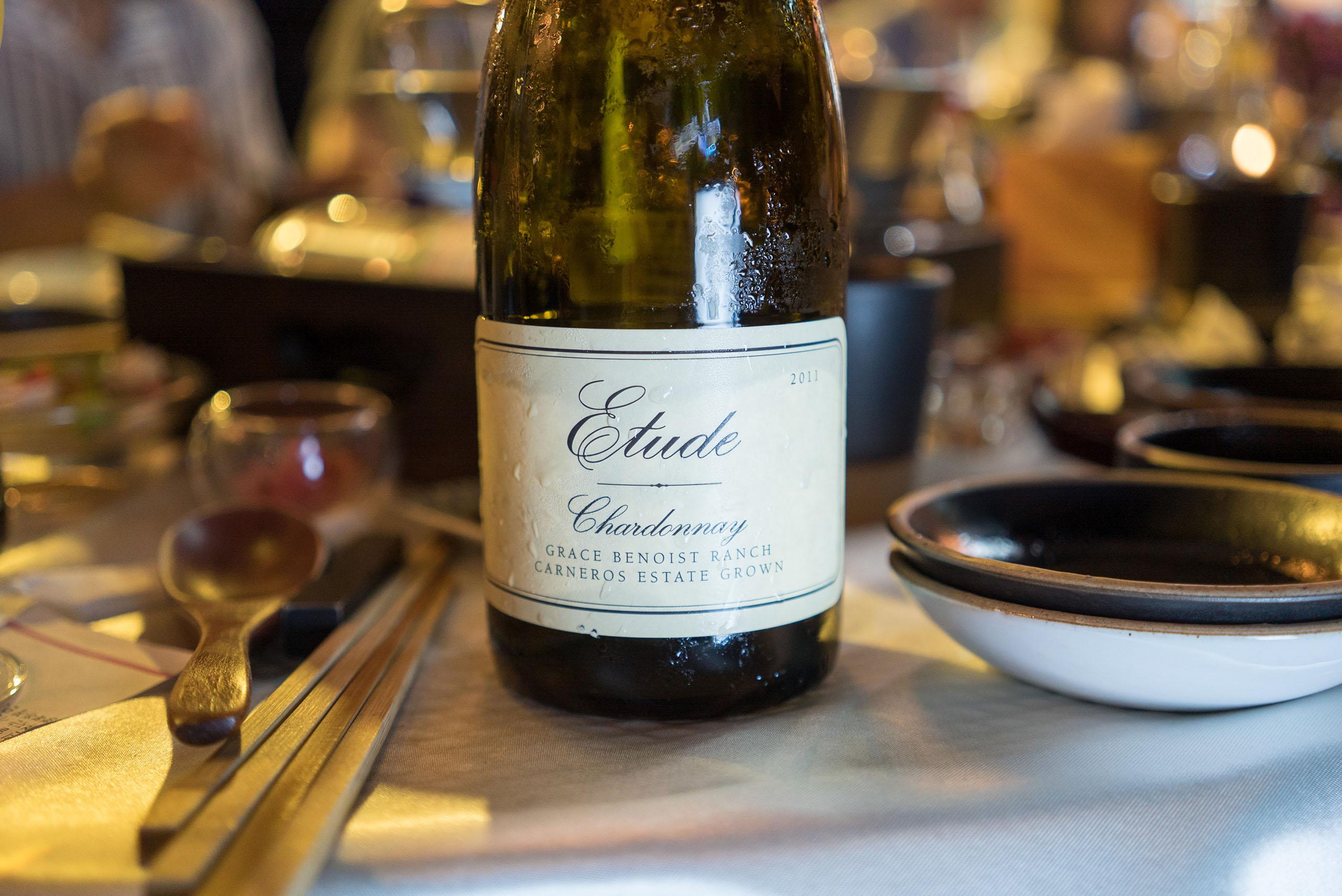 Etude Chardonnay 2011