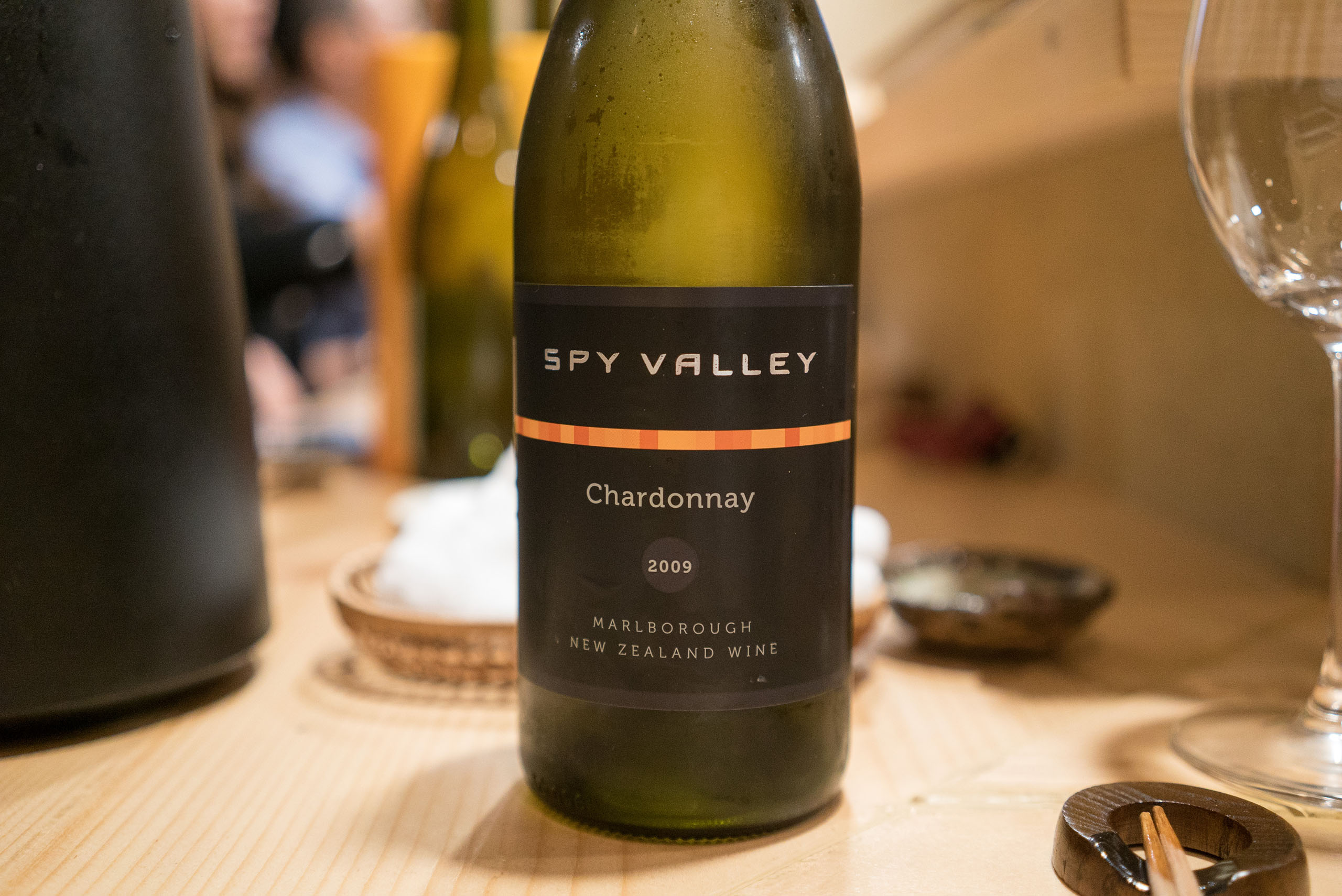 Spy Valley Chardonnay 2009