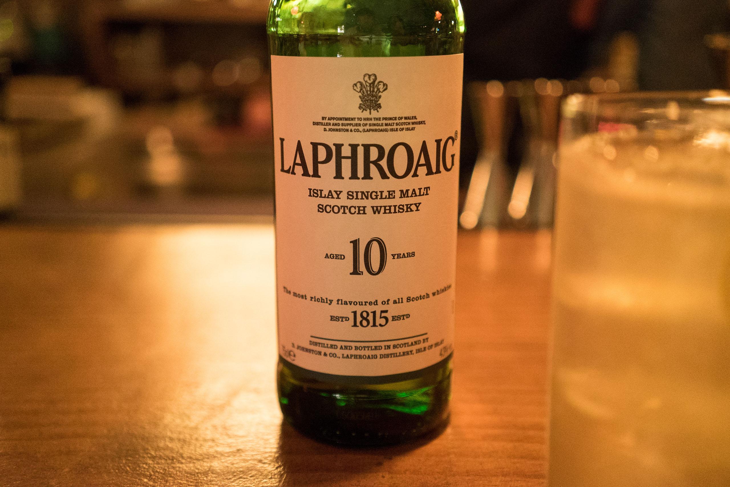 Laphroaig 10 Years Old
