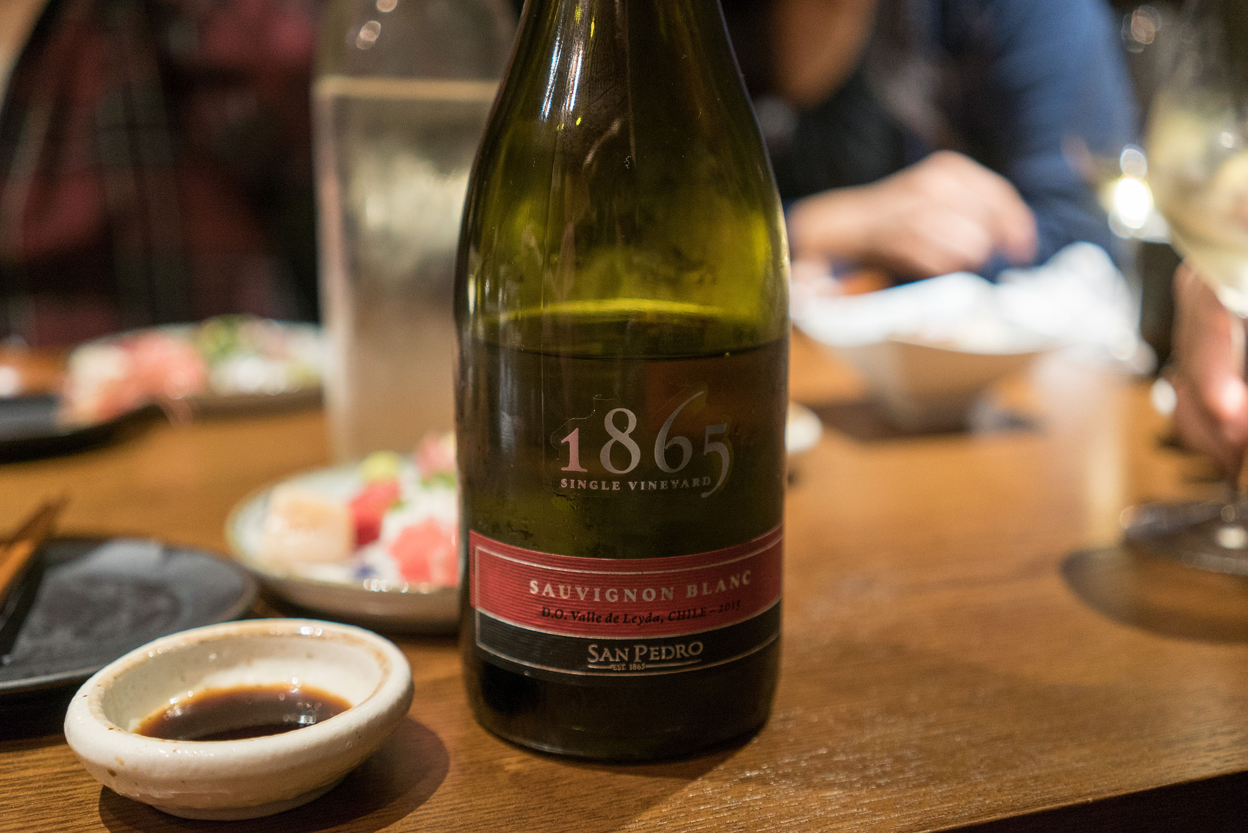 San Pedro 1865 Single Vineyard Sauvignon Blanc