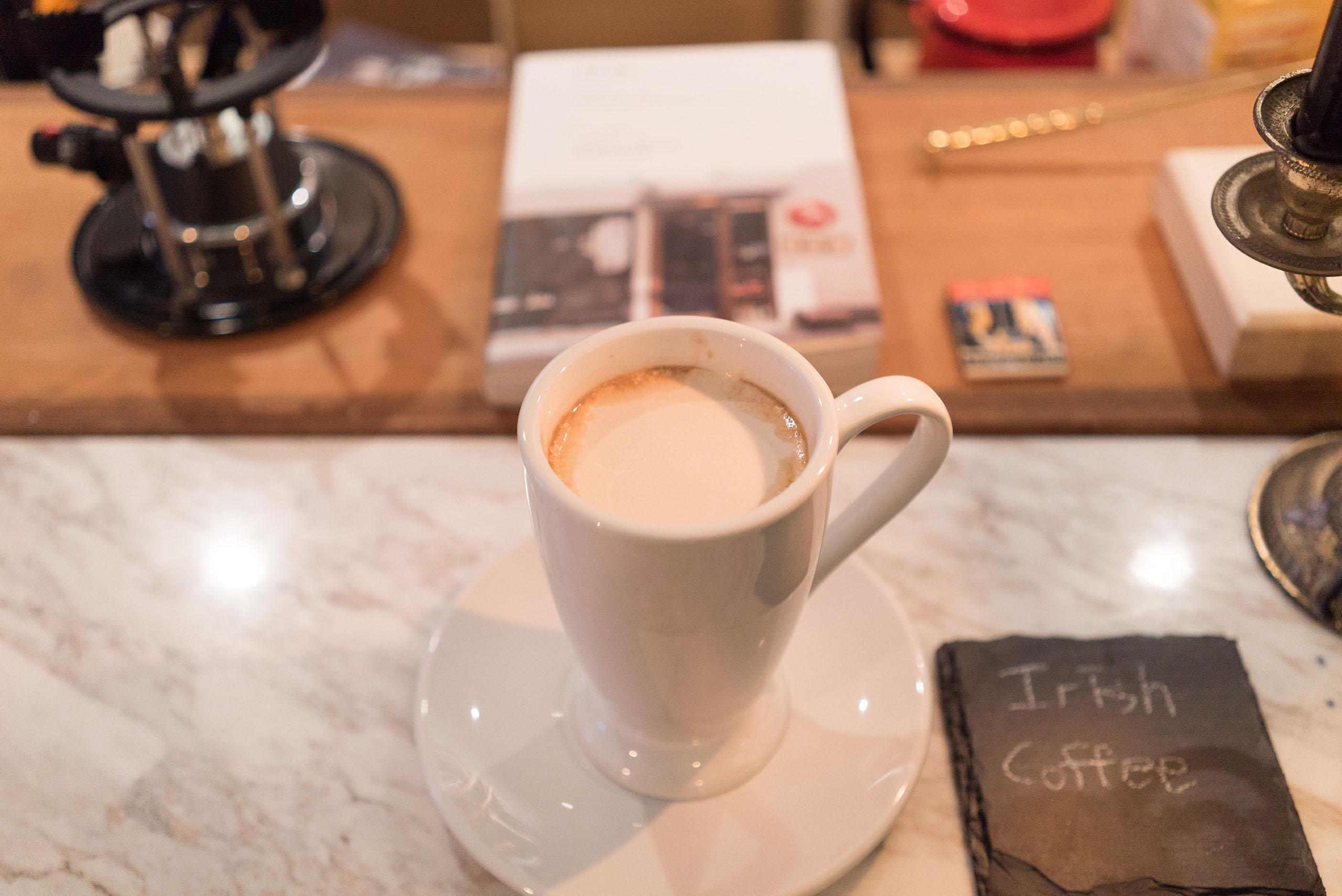 아이리쉬 커피