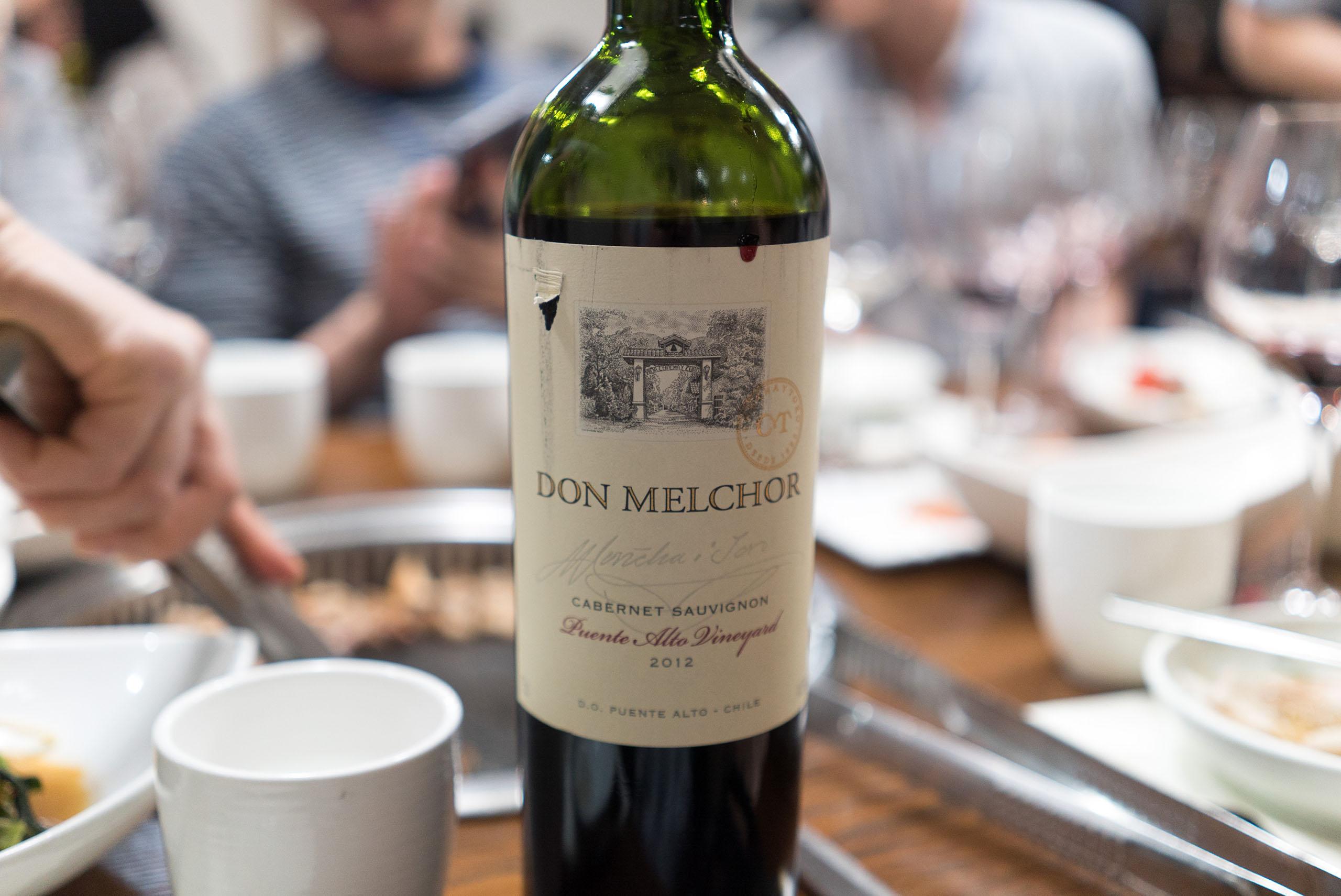 Don Melchor 2012