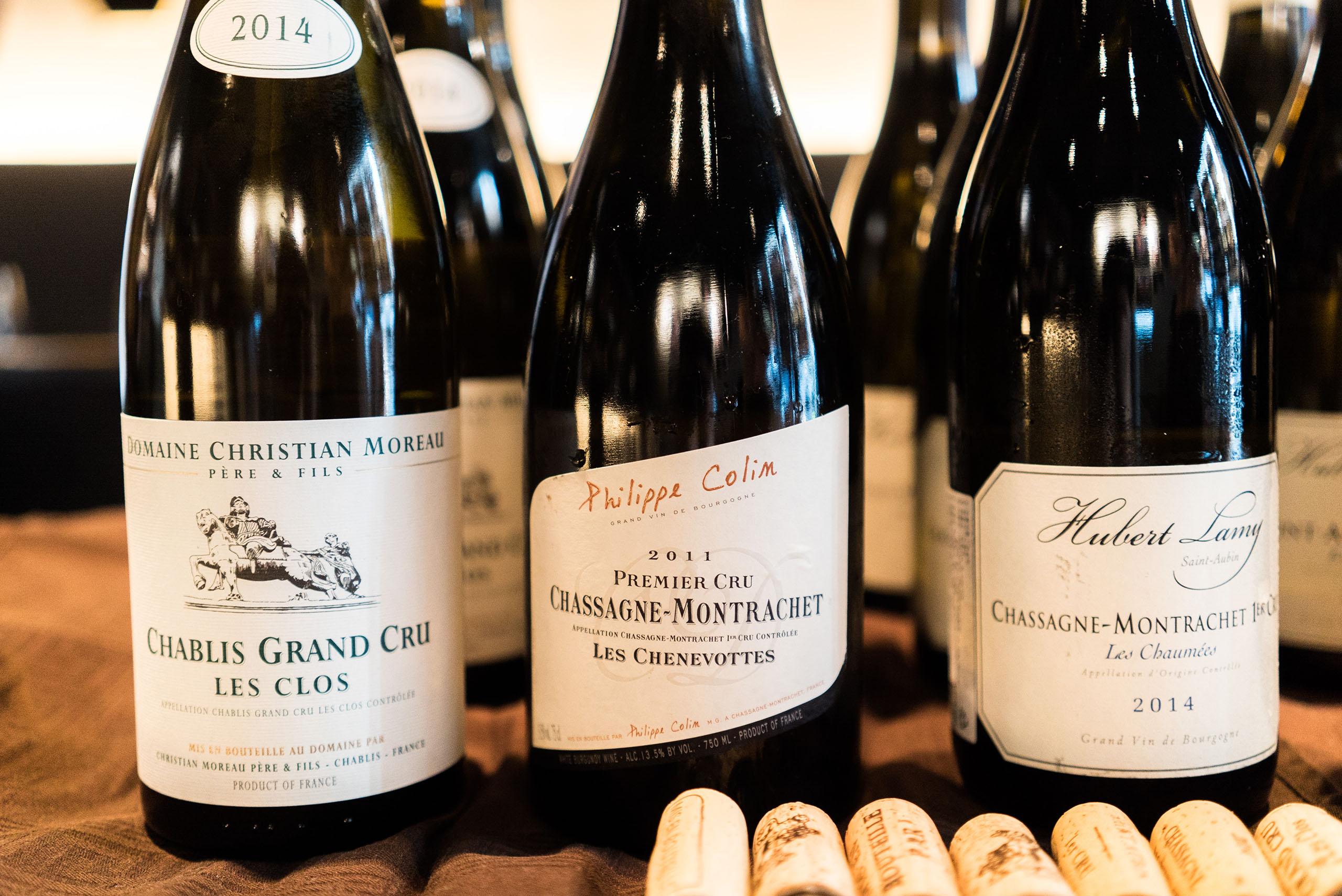 Phillip Colin Chassagne Montrachet 1er Les Chevonette 2011