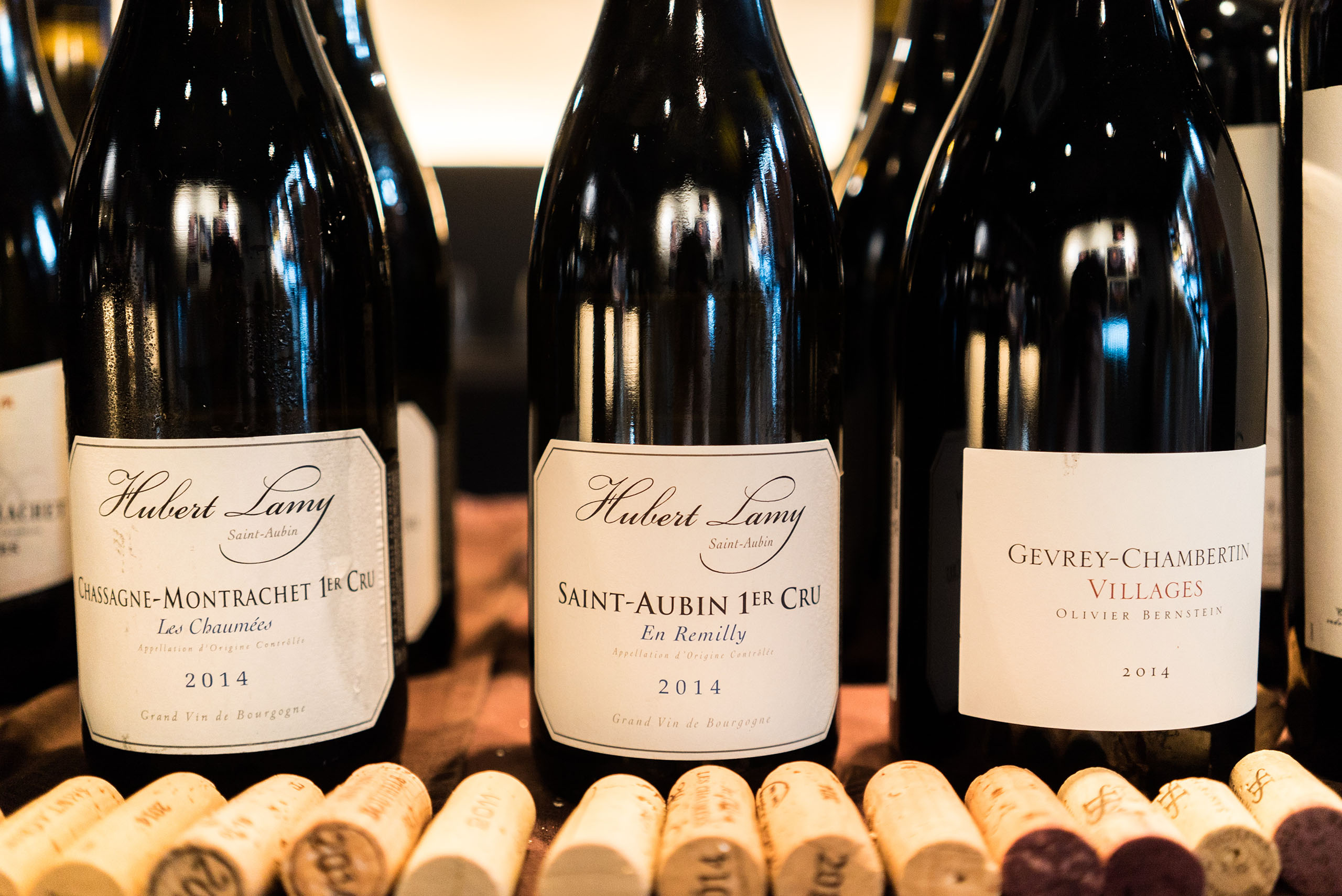 Hubert Lamy Saint-Aubin 1er Cru En Remilly 2014