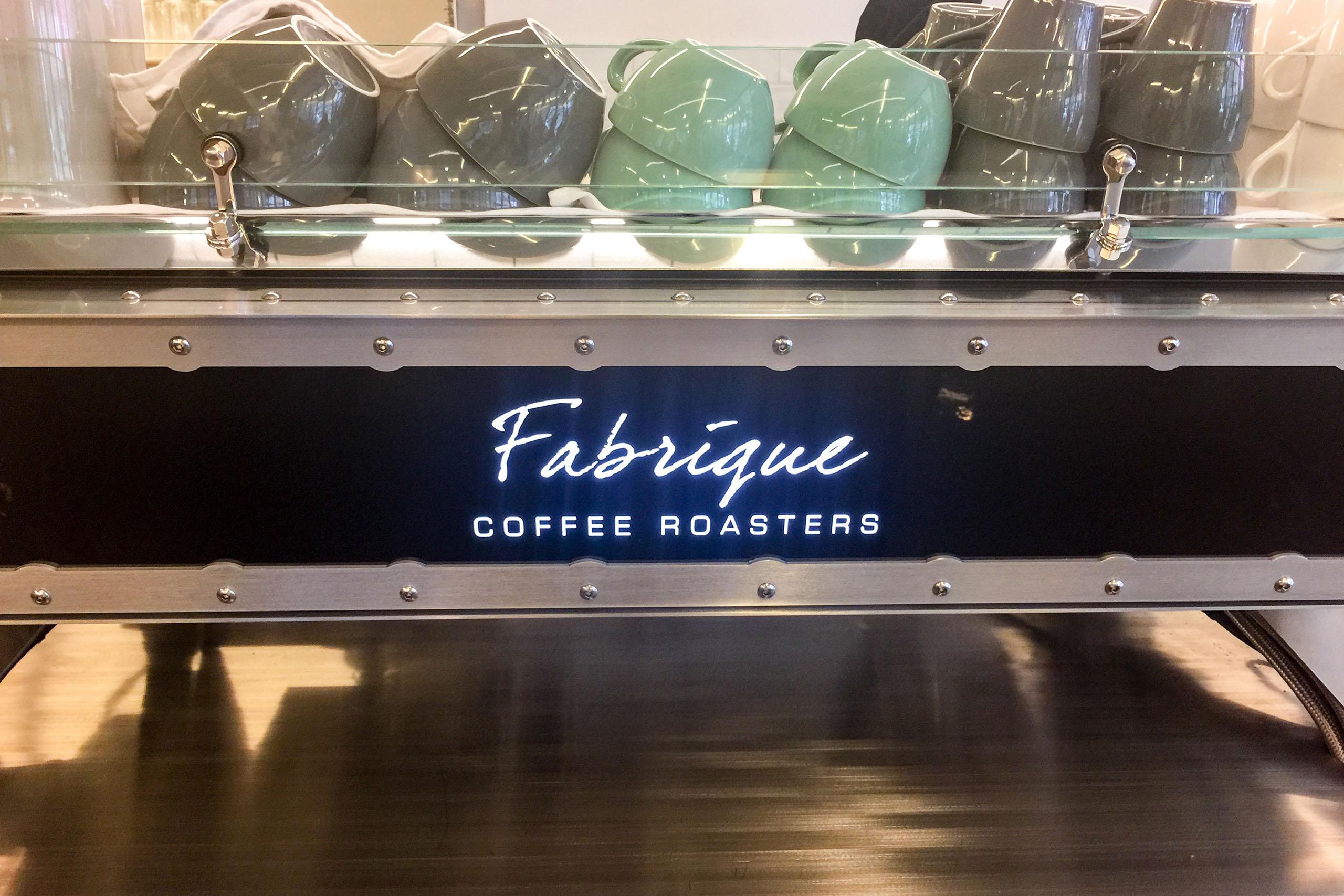 파브리끄 커피 로스터스