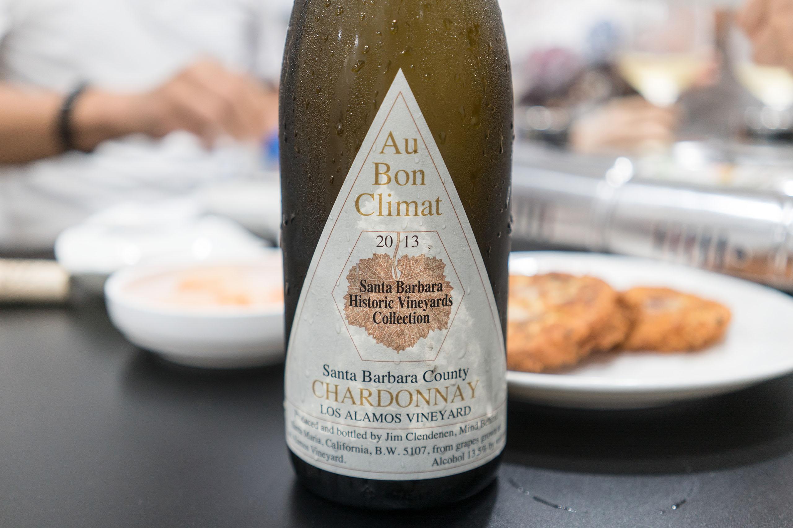 Au Bon Climat, Chardonnay Los Alamos 2013