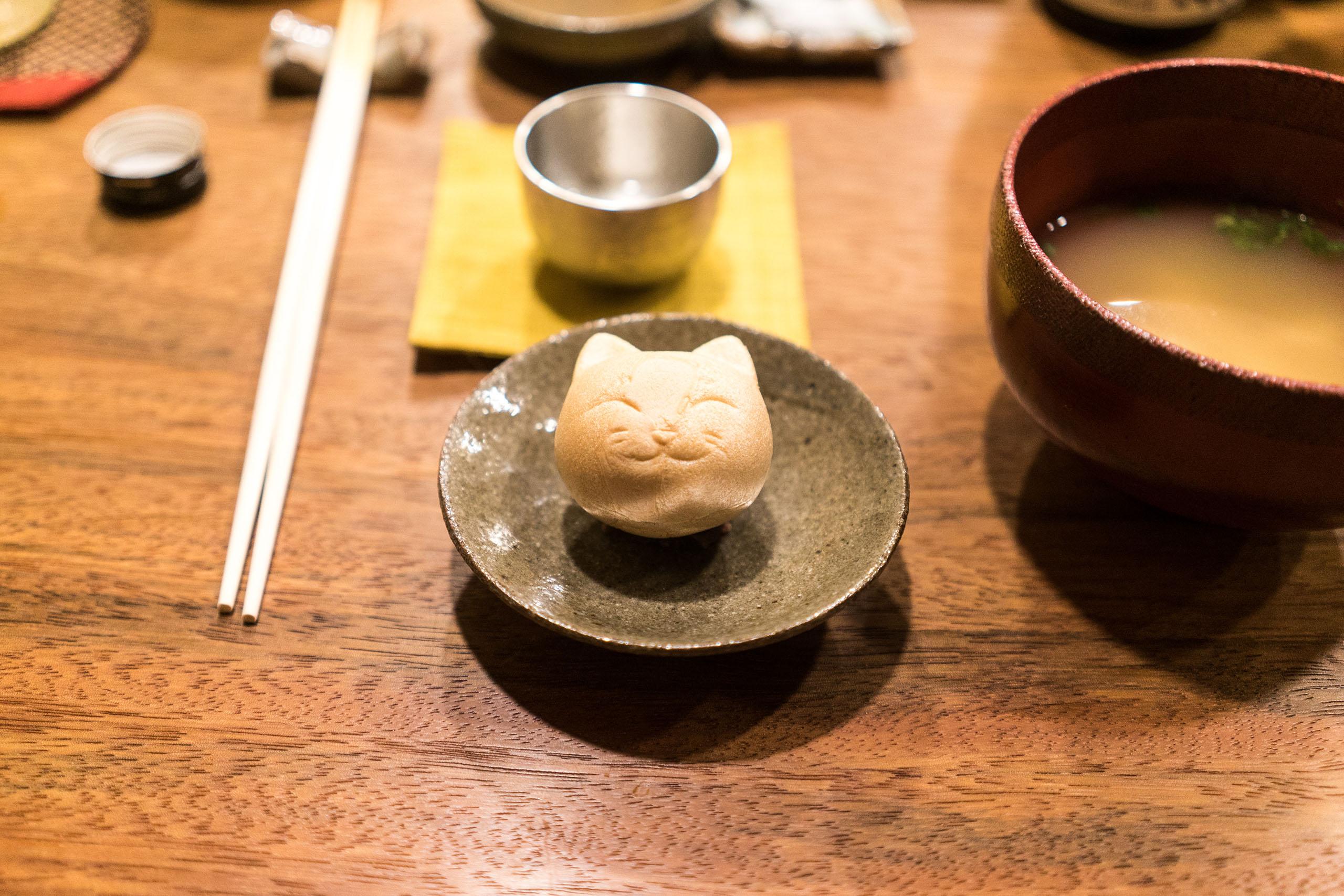 네코 모나카 아이스크림