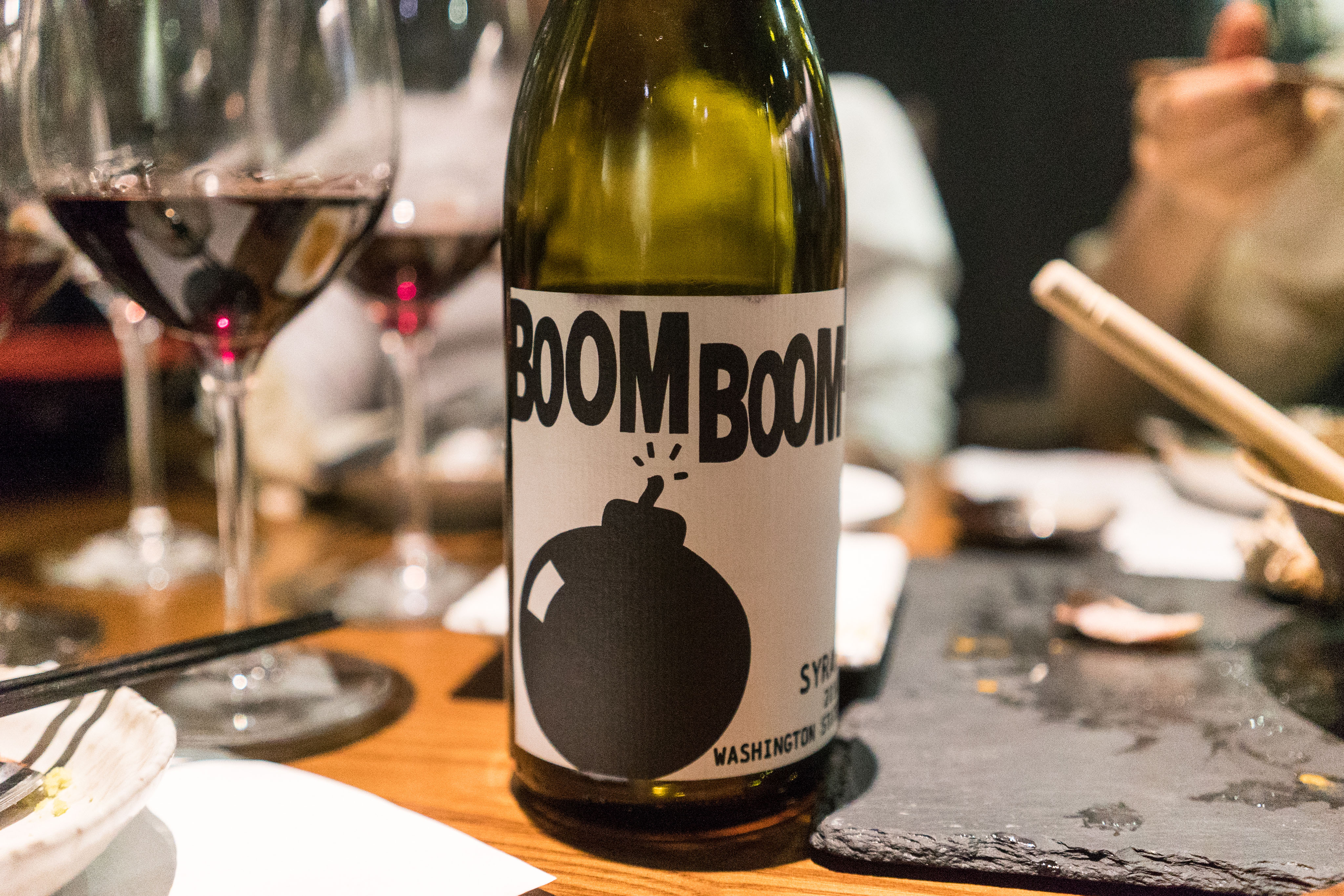 Charles Smith Wines Boom Boom Syrah