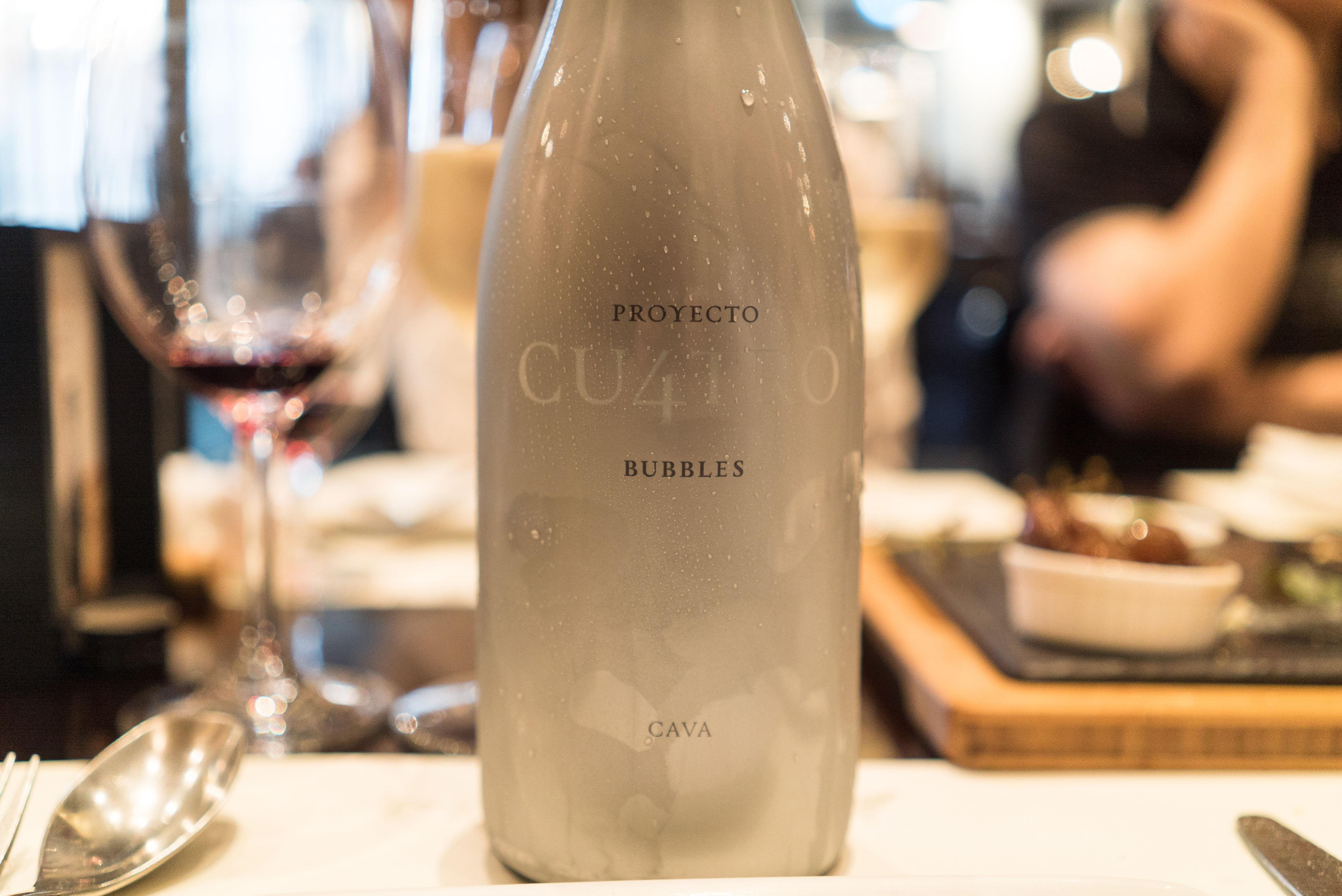 Concavins Cava Proyecto Cu4tro Bubbles
