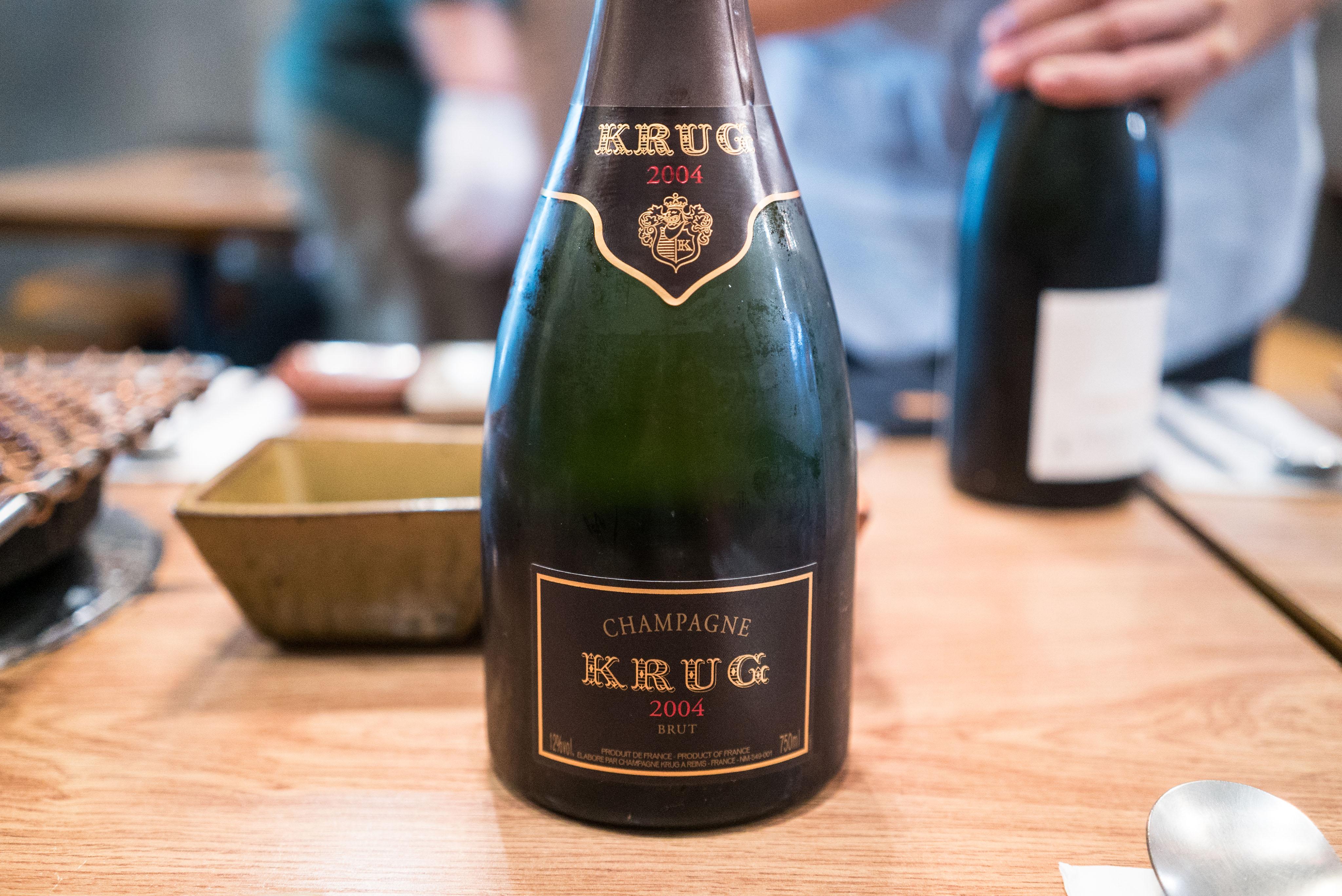 Krug Vintage Brut 2004