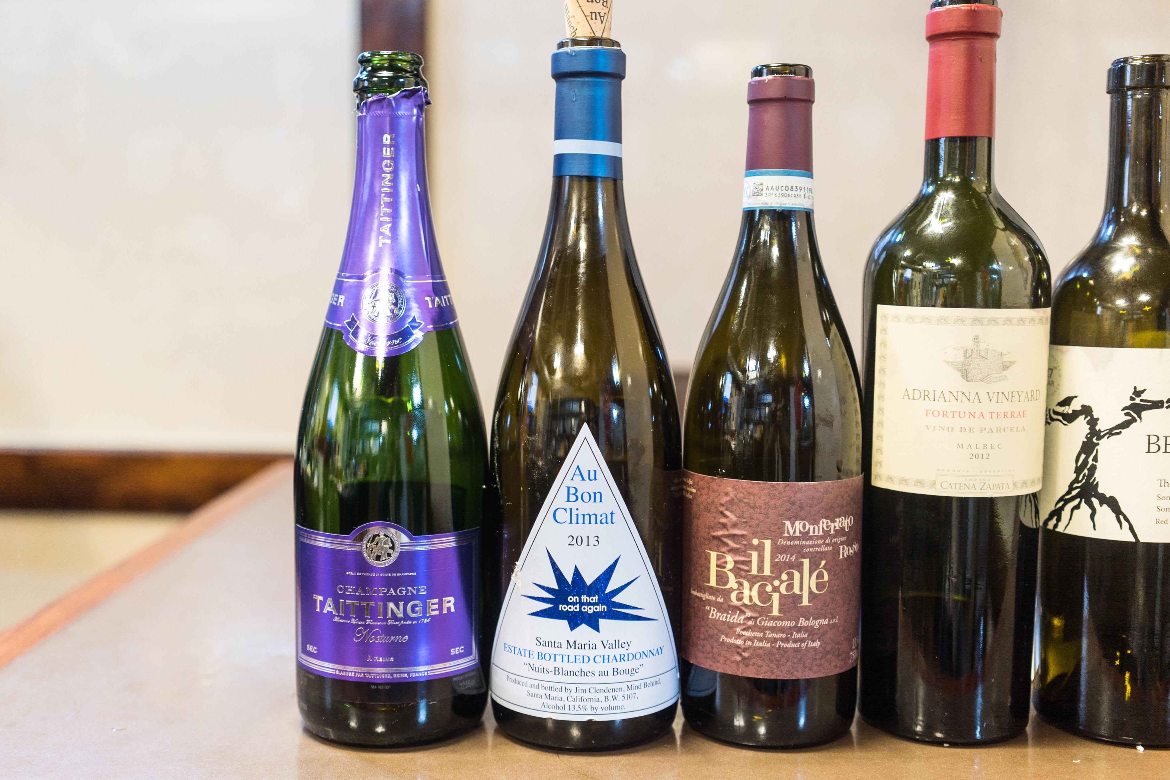 Au Bon Climat Estate Bottled Chardonnay Nuits-Blanches Au Bouge 2013