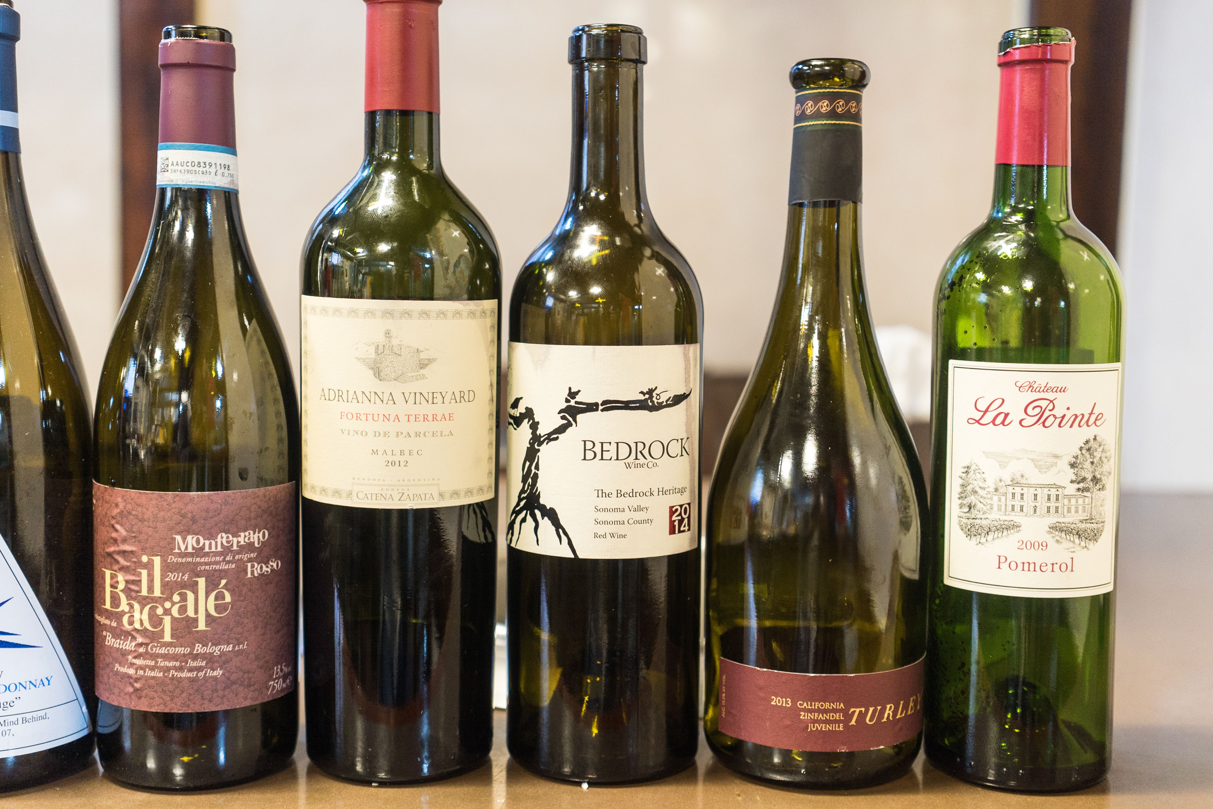 The Bedrock Heritage Bedrock Vineyard 2014