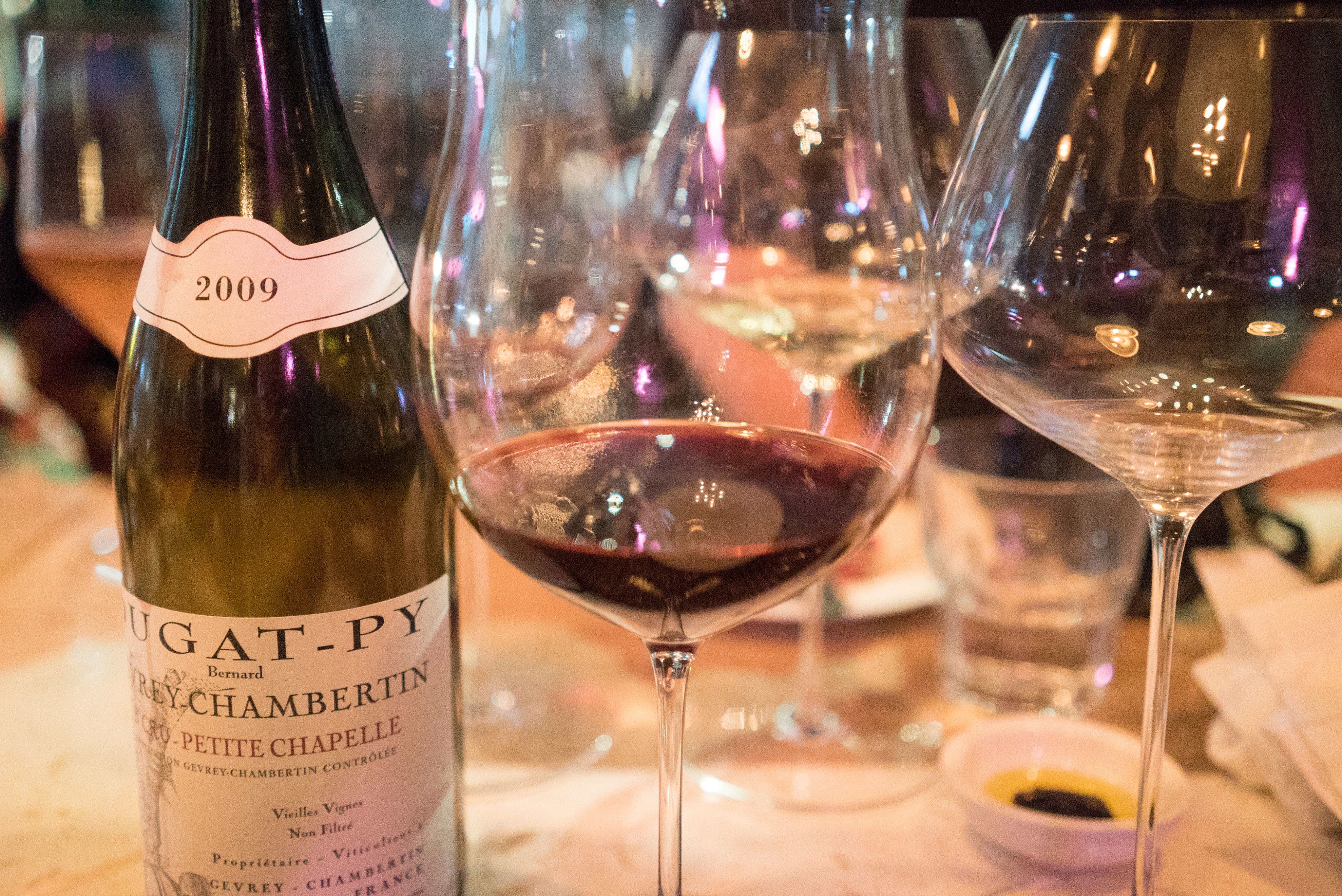 Domaine Dugat-Py Gevrey-Chambertin Premier Cru Vieilles Vignes 2009