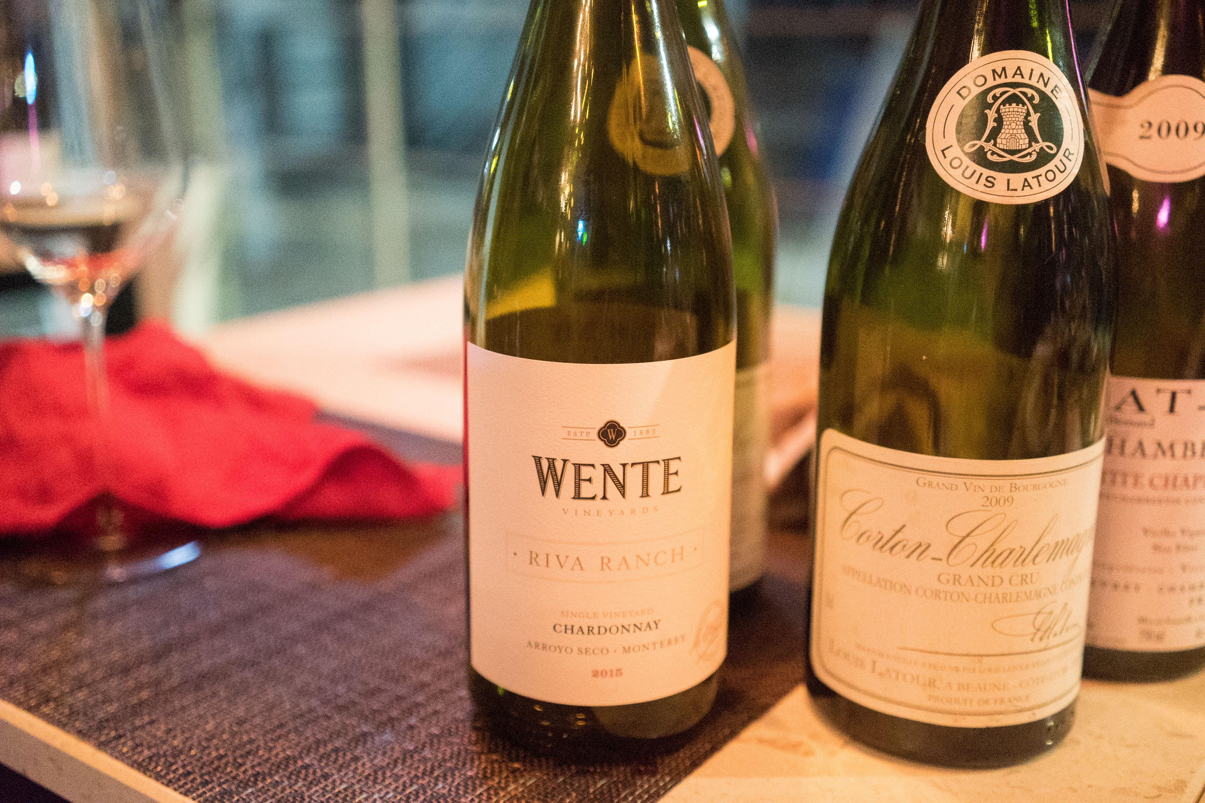 Wente Riva Ranch Chardonnay 2015