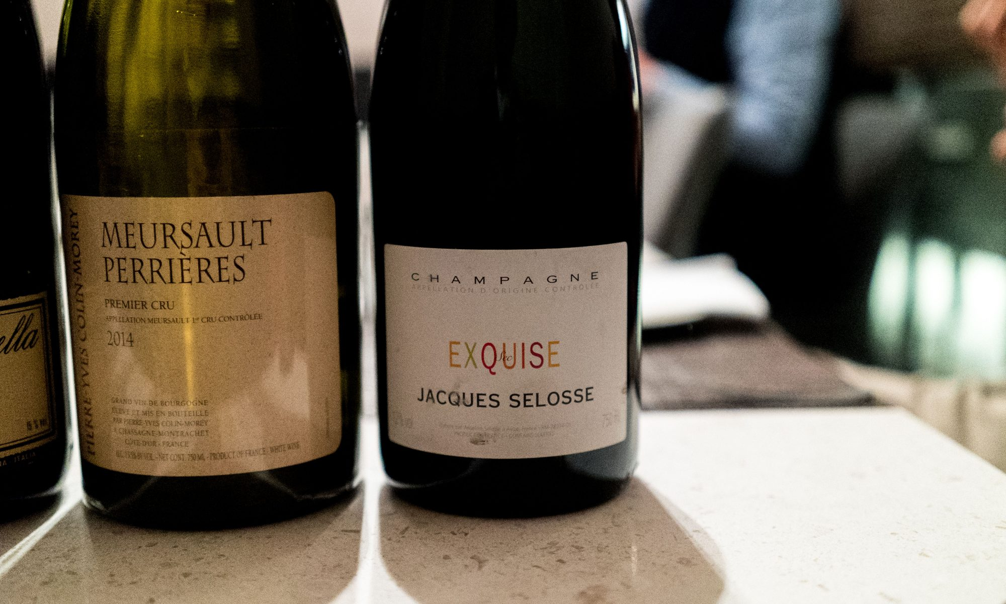 Jacques Selosse EXQUISE NV