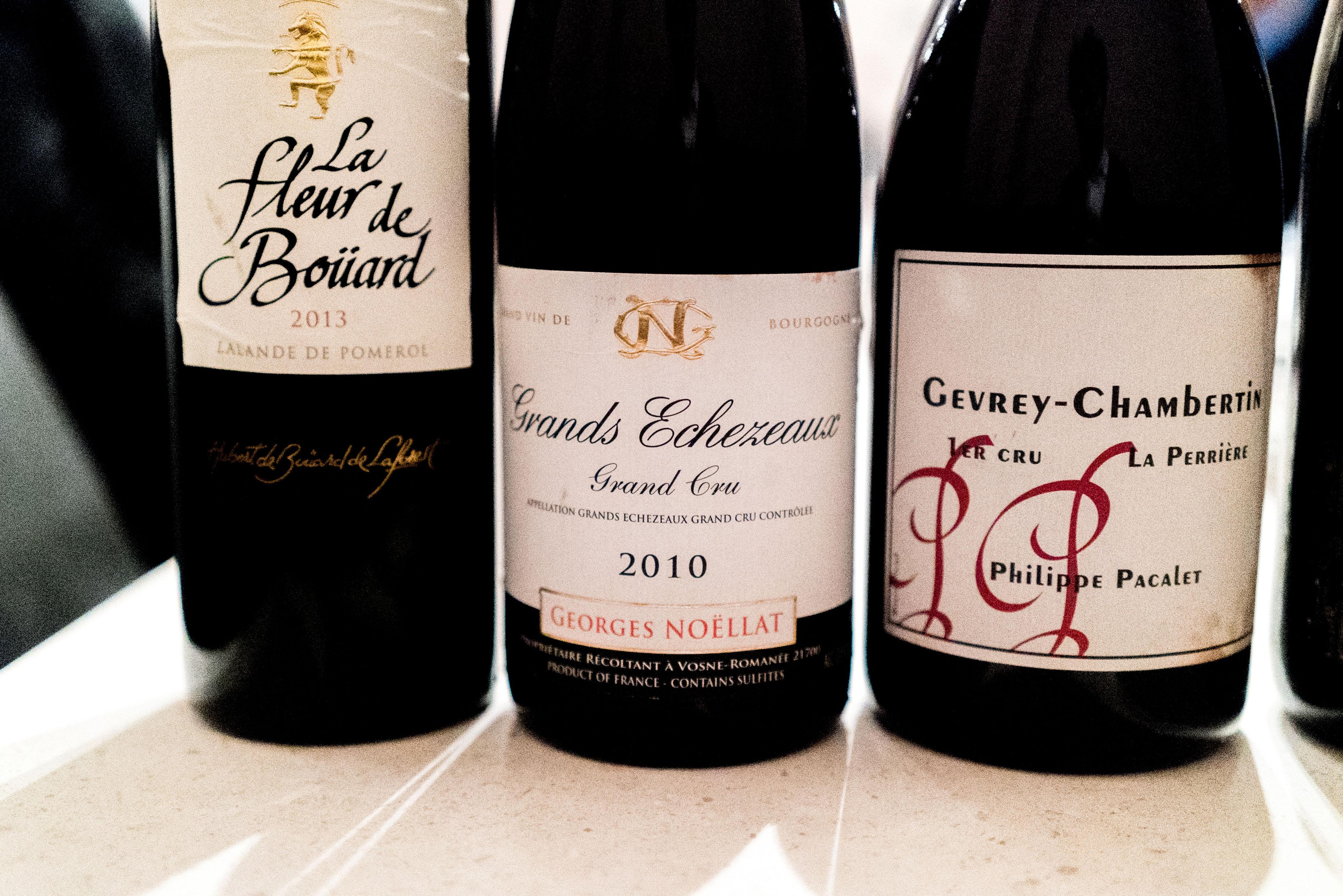 Domaine Georges Noellat AOC Grands Echezeaux Grand Cru 2010
