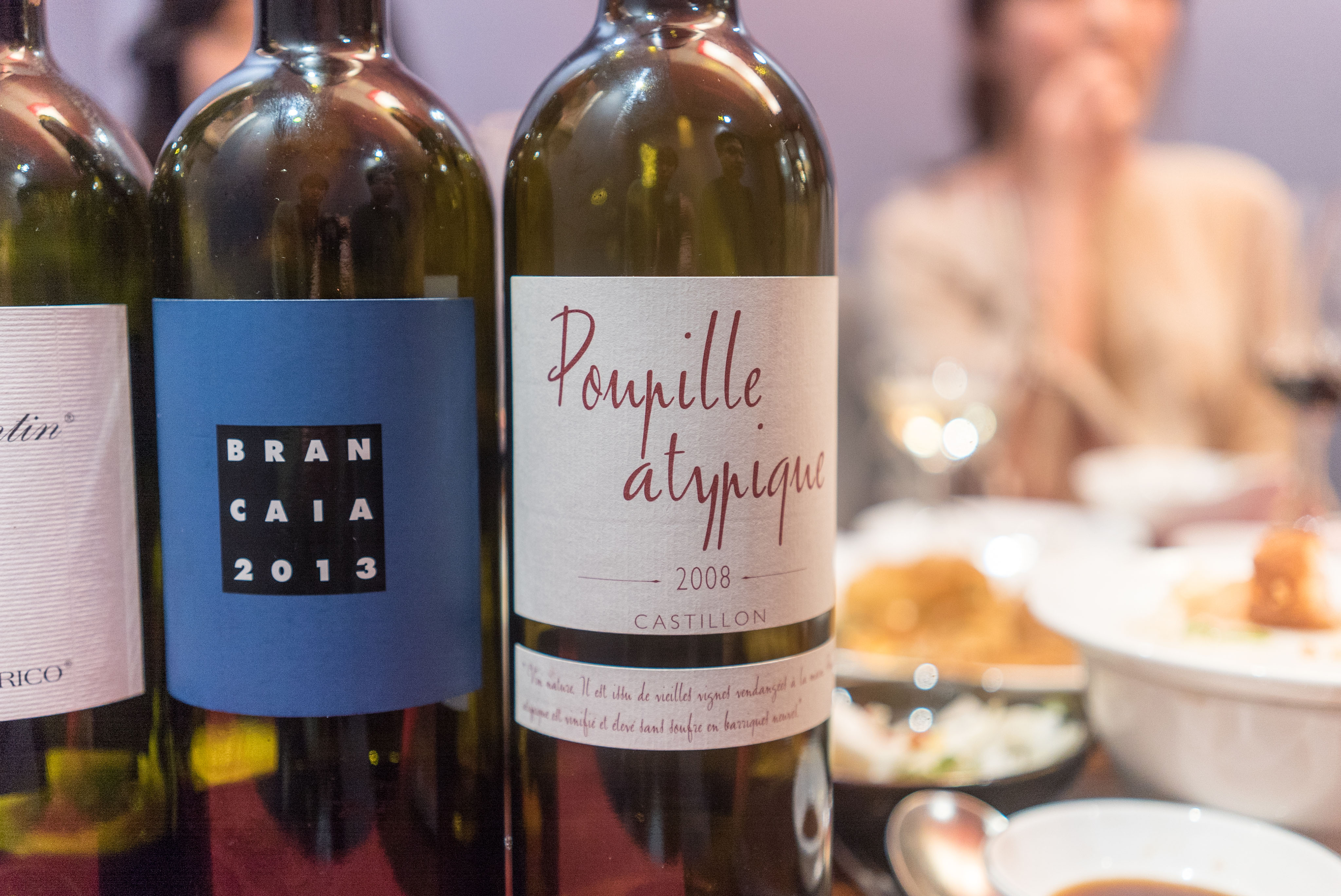 Poupille Castillon 2008