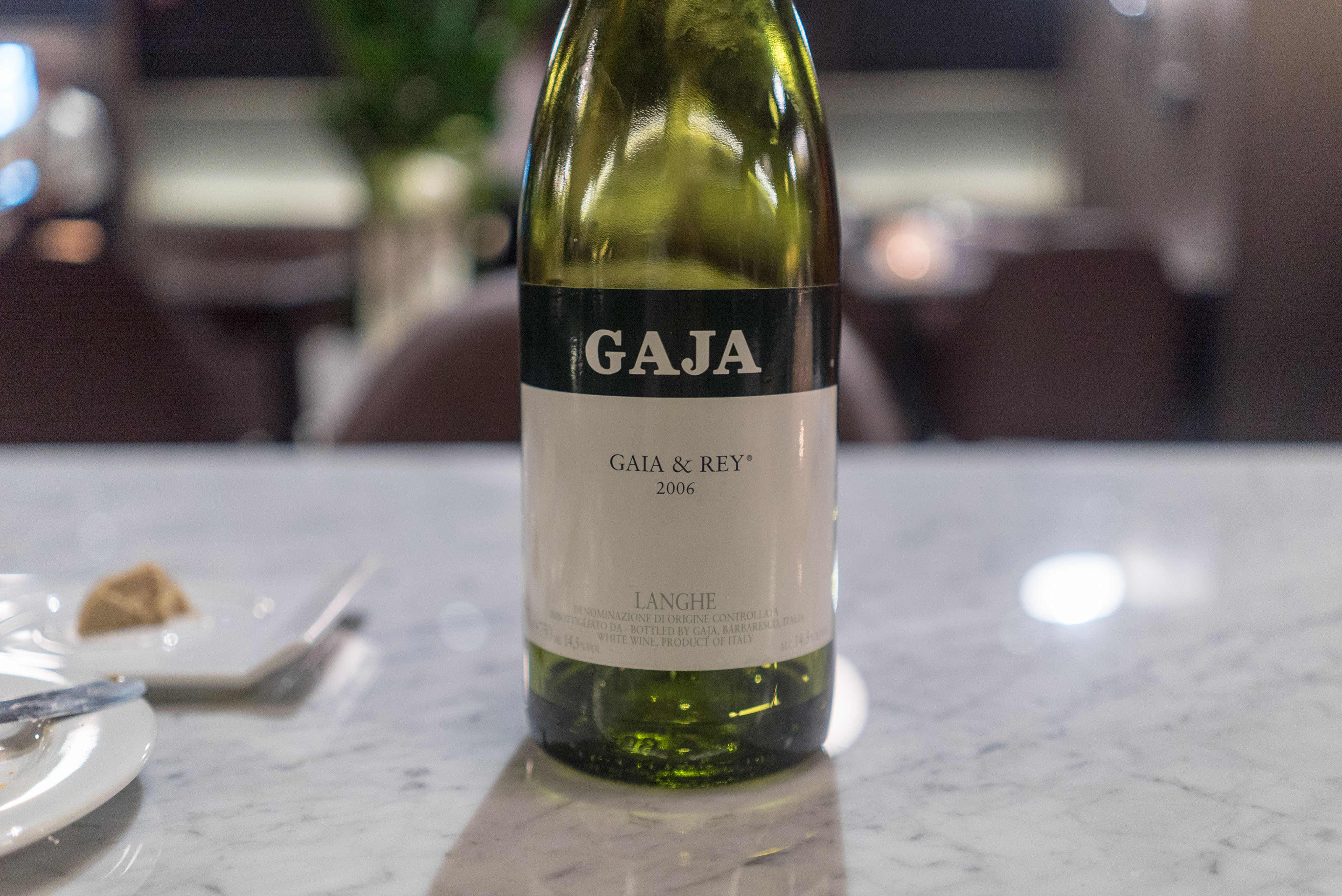 Gaja Gaia & Rey Langhe 2006