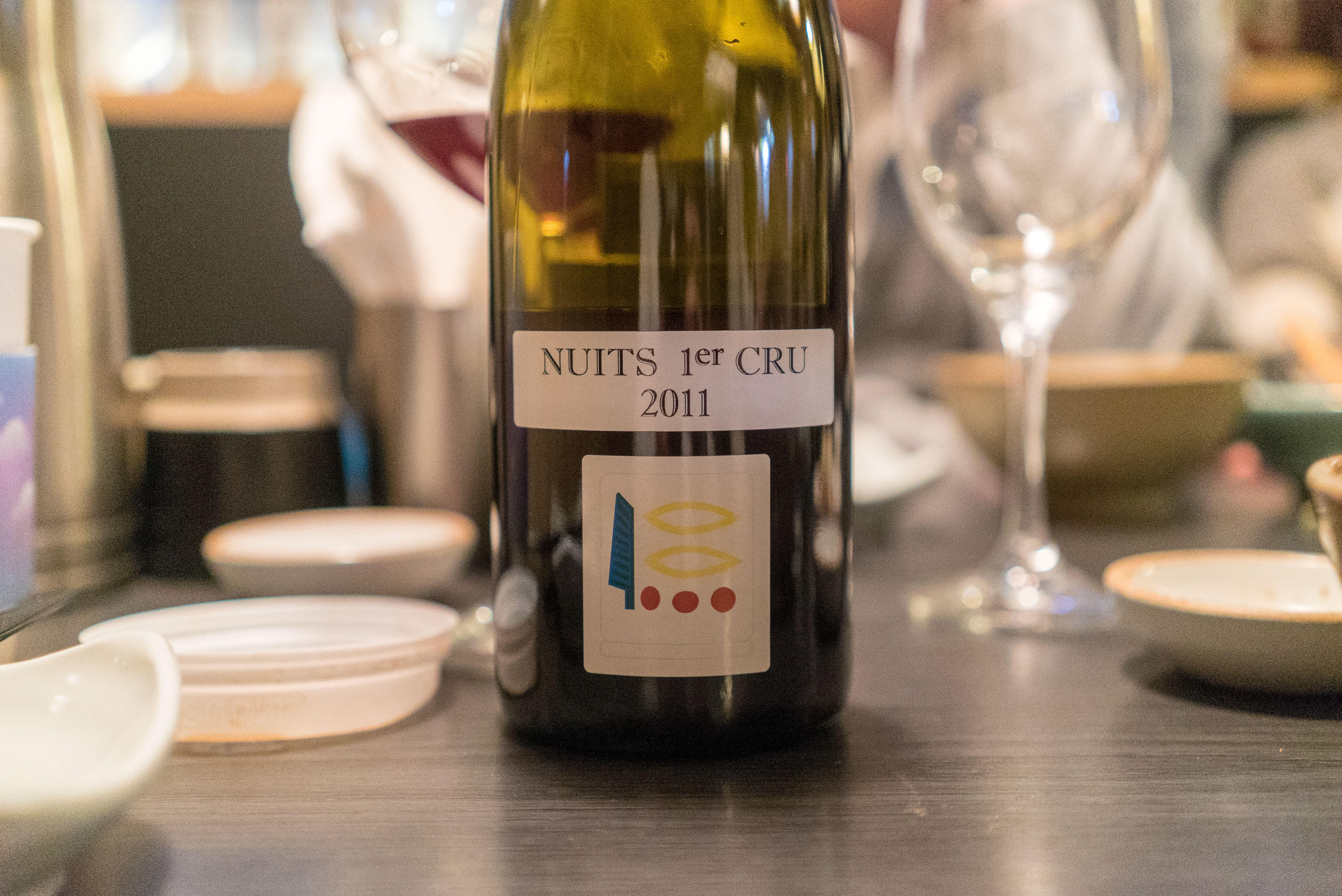 Domaine Prieure Roch Nuits St Georges 1er Cru 2011