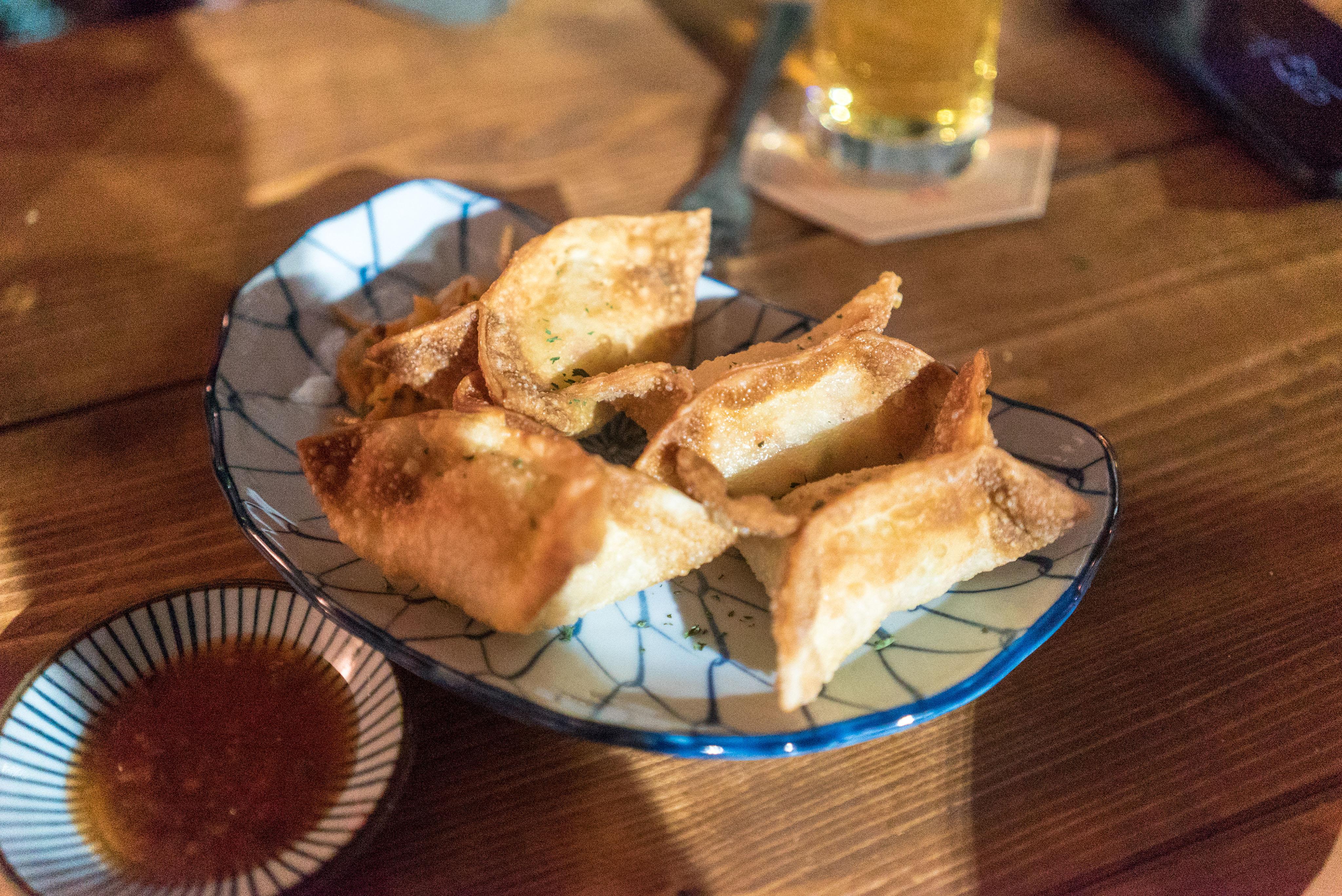 중국식 치즈 튀김