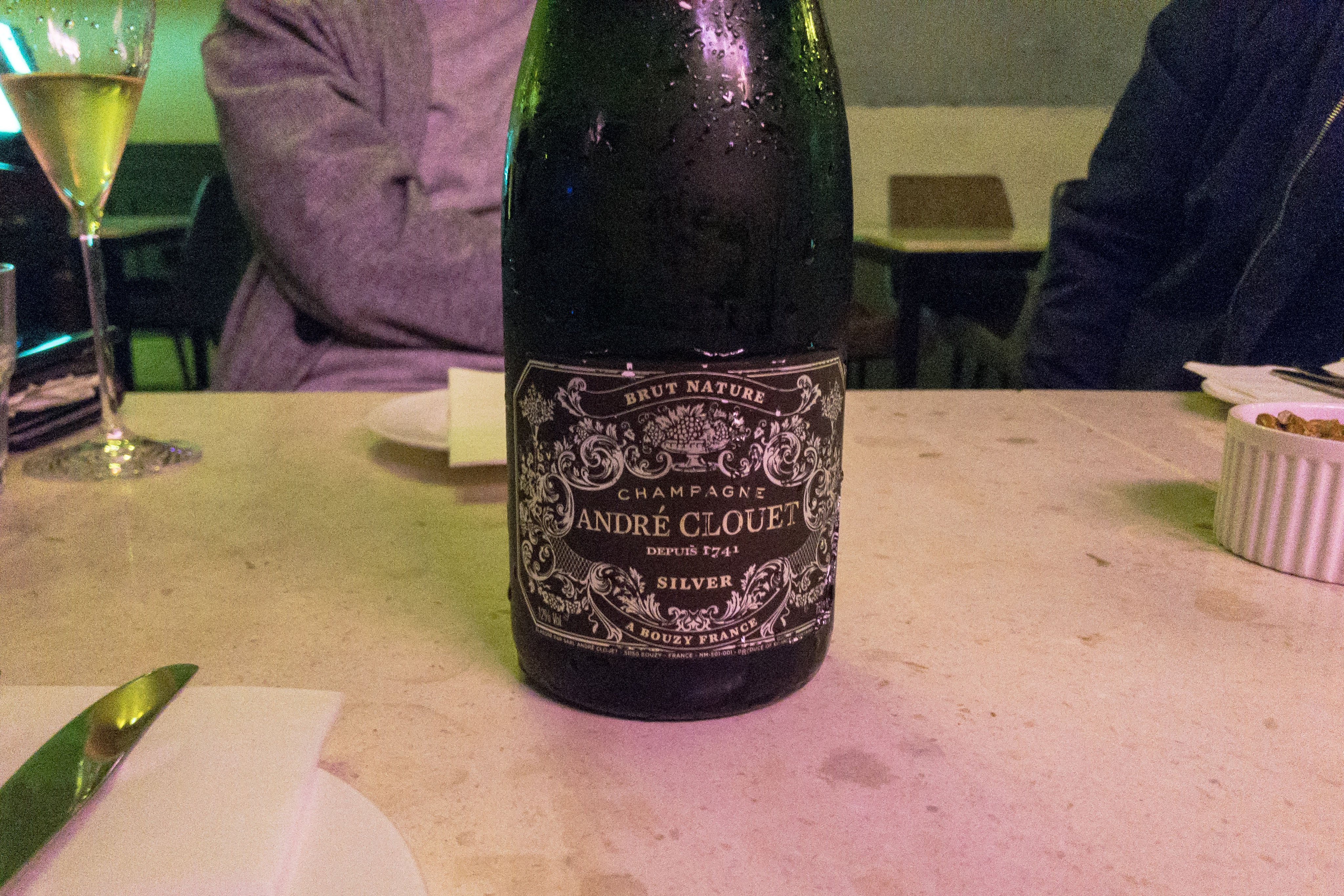 Andre Clouet Silver Brut