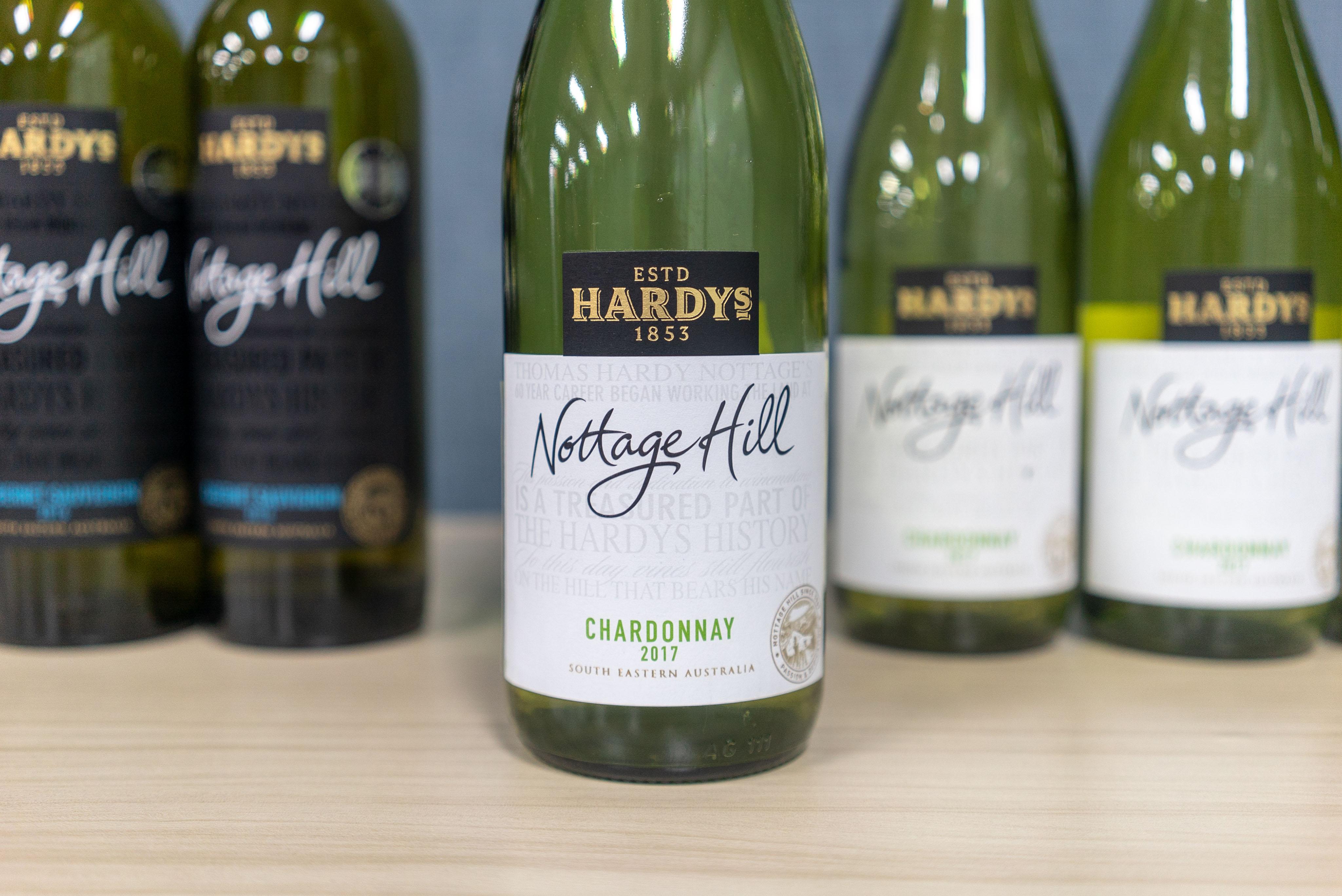 Hardys Nottage Hill Chardonnay 2017